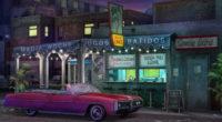 cabriolet car standing front of restaurant artwork 4k 1540750001 200x110 - Cabriolet Car Standing Front Of Restaurant Artwork 4k - hd-wallpapers, digital art wallpapers, cars wallpapers, artwork wallpapers, artist wallpapers, 5k wallpapers, 4k-wallpapers