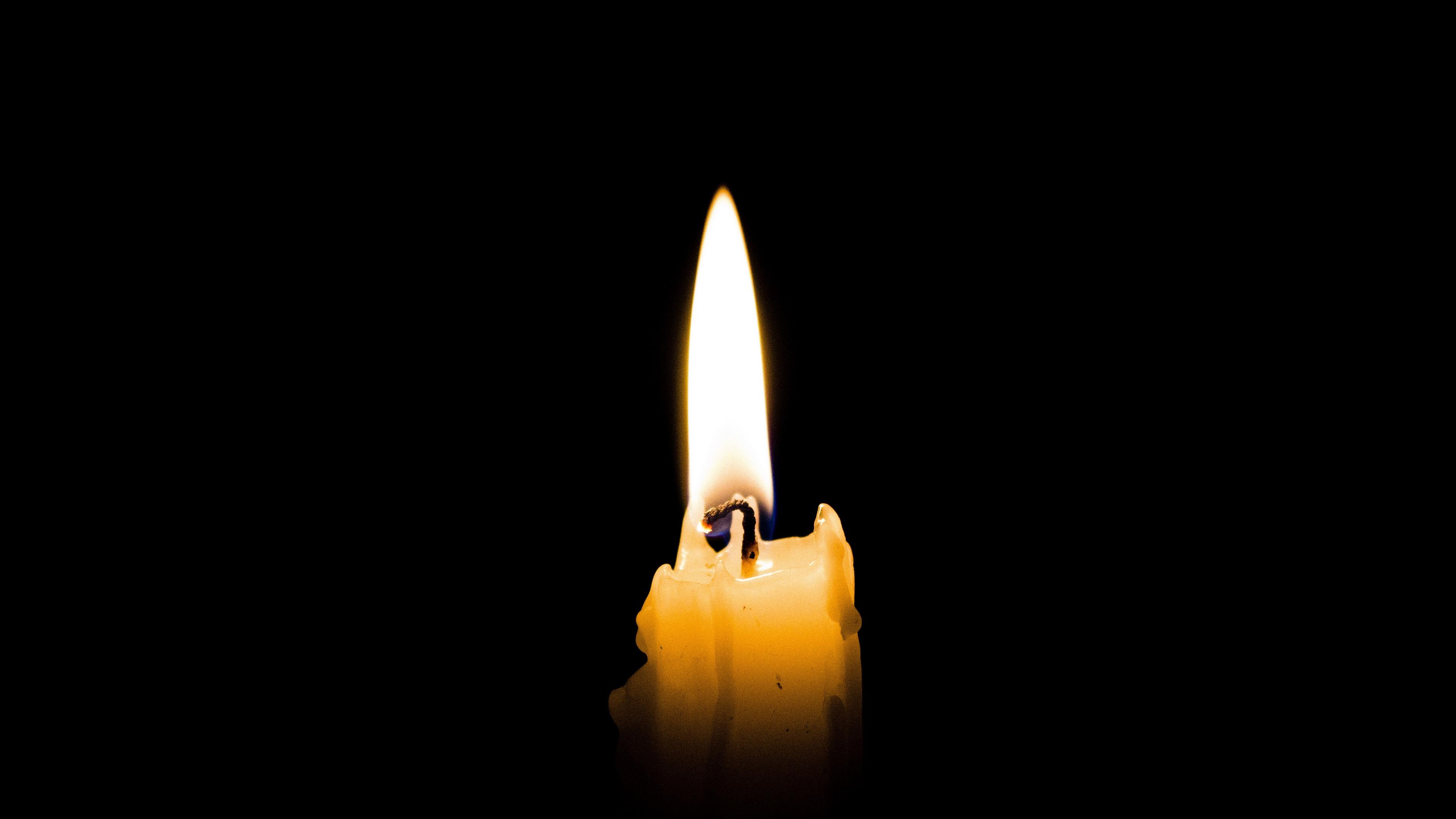 candle wax wick fire 4k 1540575939 - candle, wax, wick, fire 4k - wick, wax, candle
