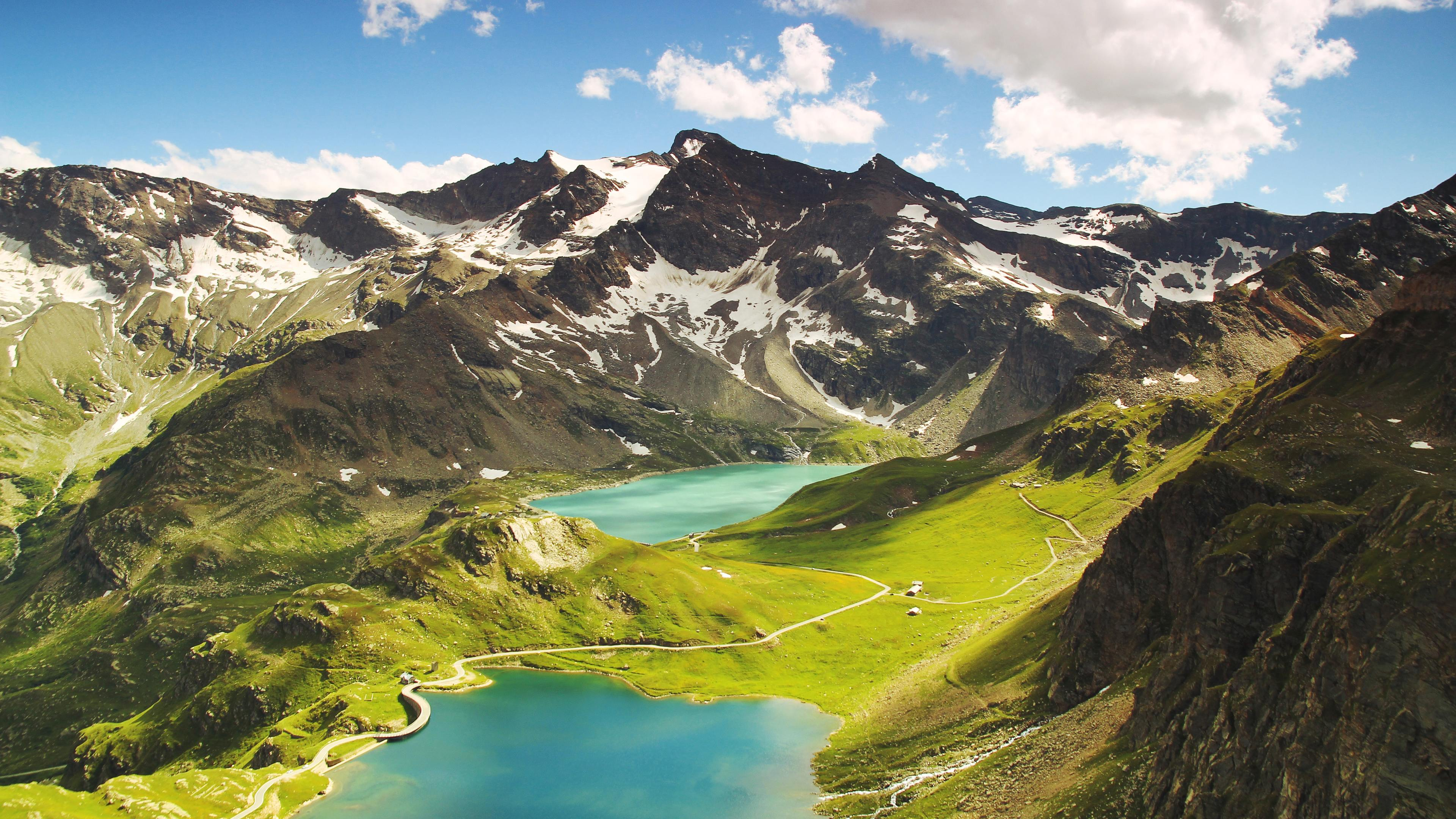 ceresole reale comune in italy 4k 1540138452 - Ceresole Reale Comune In Italy 4k - nature wallpapers, mountains wallpapers, italy wallpapers, hd-wallpapers, ceresole reale wallpapers, 5k wallpapers, 4k-wallpapers
