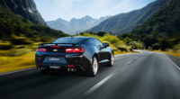 chevrolet camaro ss 2018 rear view 1539114852 200x110 - Chevrolet Camaro SS 2018 Rear View - hd-wallpapers, chevrolet wallpapers, chevrolet camaro wallpapers, cars wallpapers, 4k-wallpapers