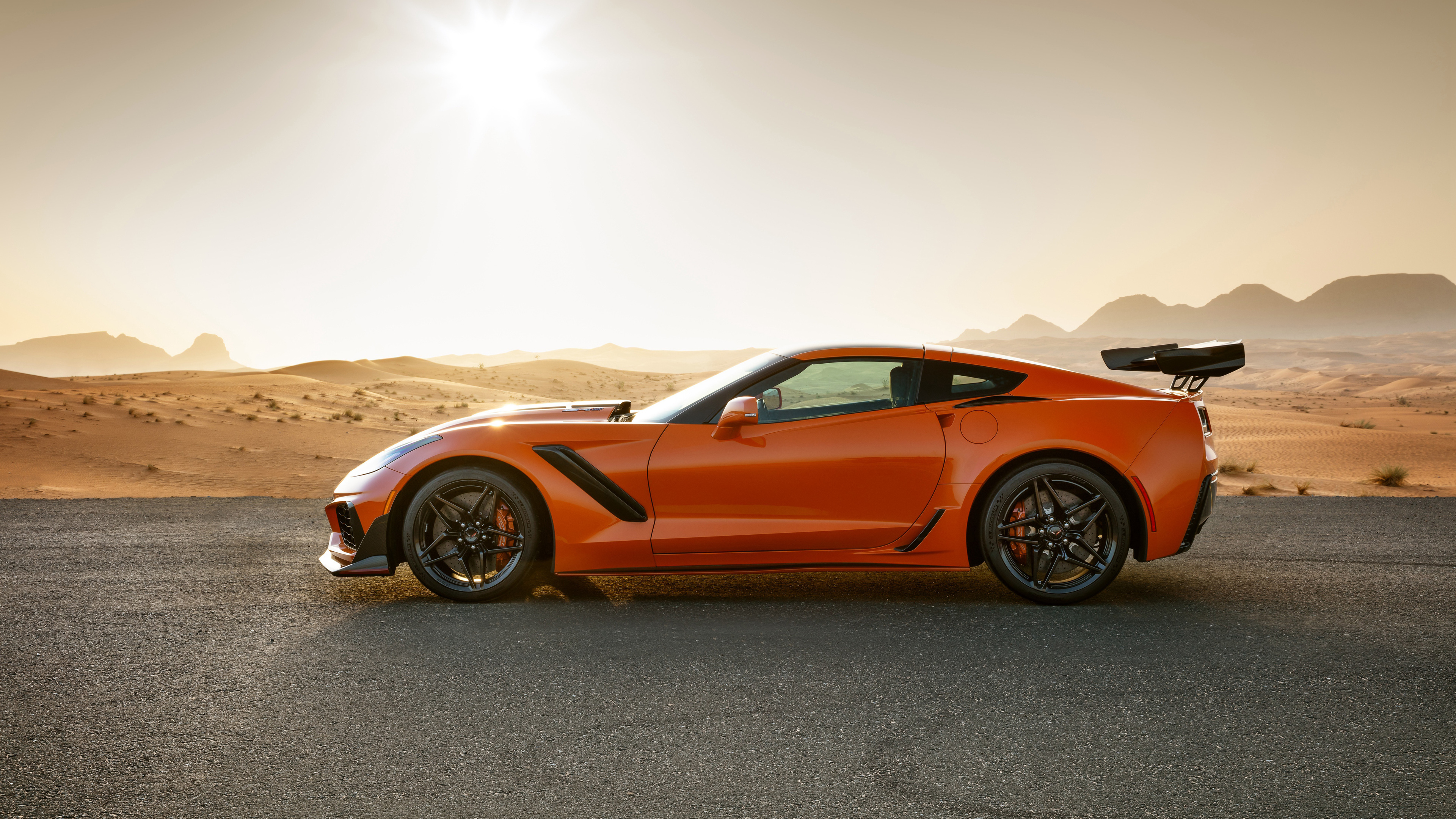 chevrolet corvette zr1 2019 side view 1539111692 - Chevrolet Corvette ZR1 2019 Side View - hd-wallpapers, corvette wallpapers, chevrolet wallpapers, chevrolet corvette zr1 wallpapers, cars wallpapers, 4k-wallpapers, 2019 cars wallpapers