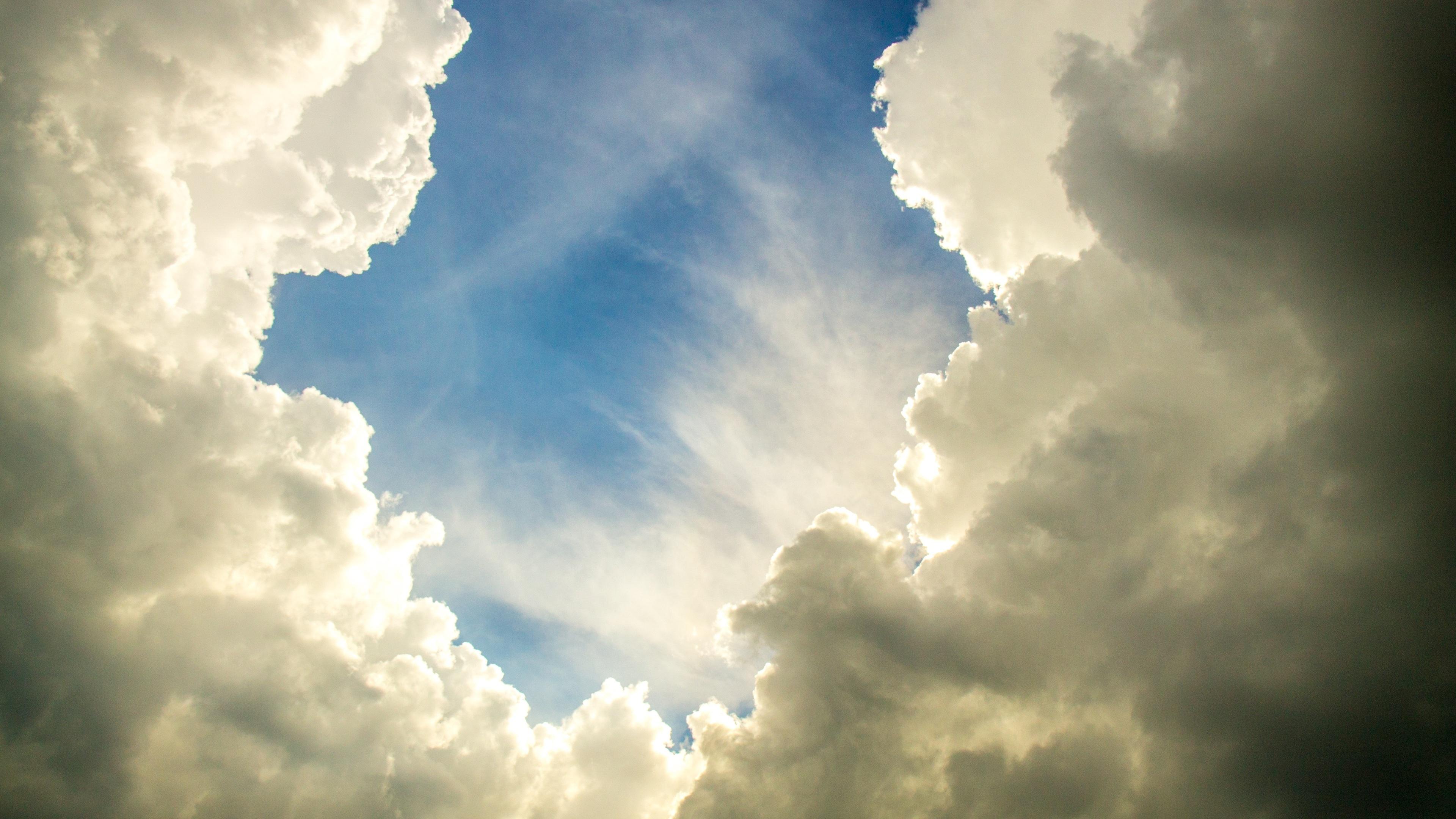 clean clouds sky 4k 1540139303 - Clean Clouds Sky 4k - sky wallpapers, nature wallpapers, hd-wallpapers, clouds wallpapers, 4k-wallpapers