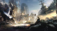 collapsed city 4k 1540755519 200x110 - Collapsed City 4k - hd-wallpapers, digital art wallpapers, deviantart wallpapers, artwork wallpapers, artist wallpapers