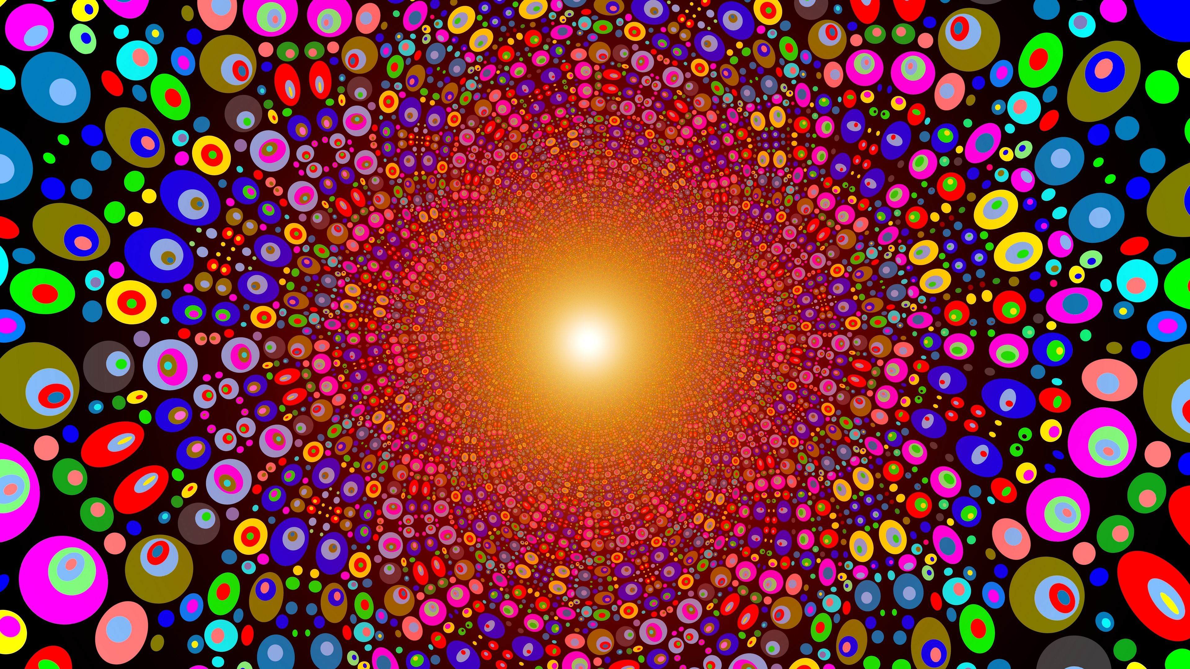 colorful bright circles texture line explosion 4k 1539369746 - colorful, bright, circles, texture, line, explosion 4k - Colorful, Circles, Bright