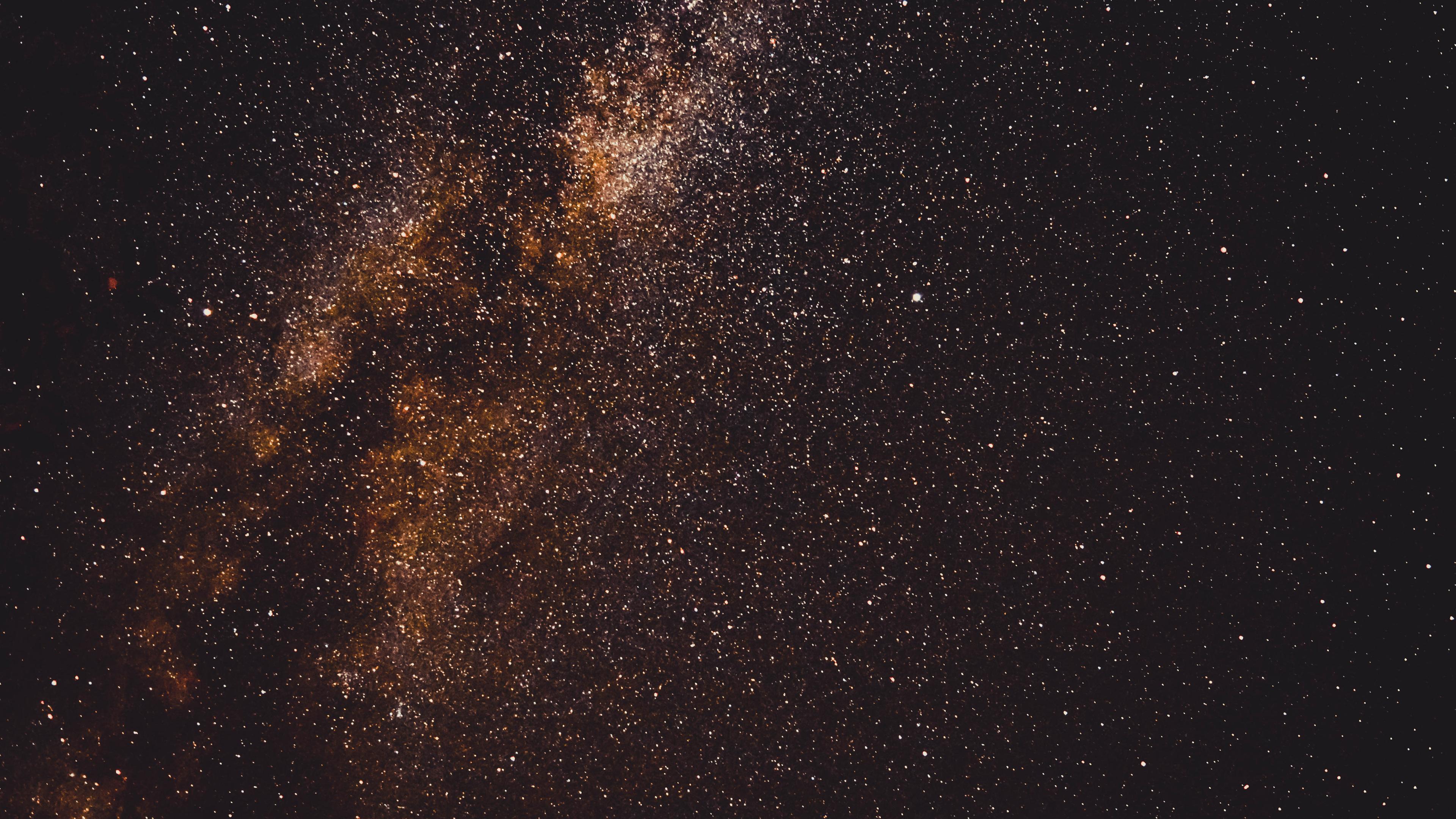 Wallpaper 4k Constellation Milky Way Star Space Sky 4k 4k Wallpapers