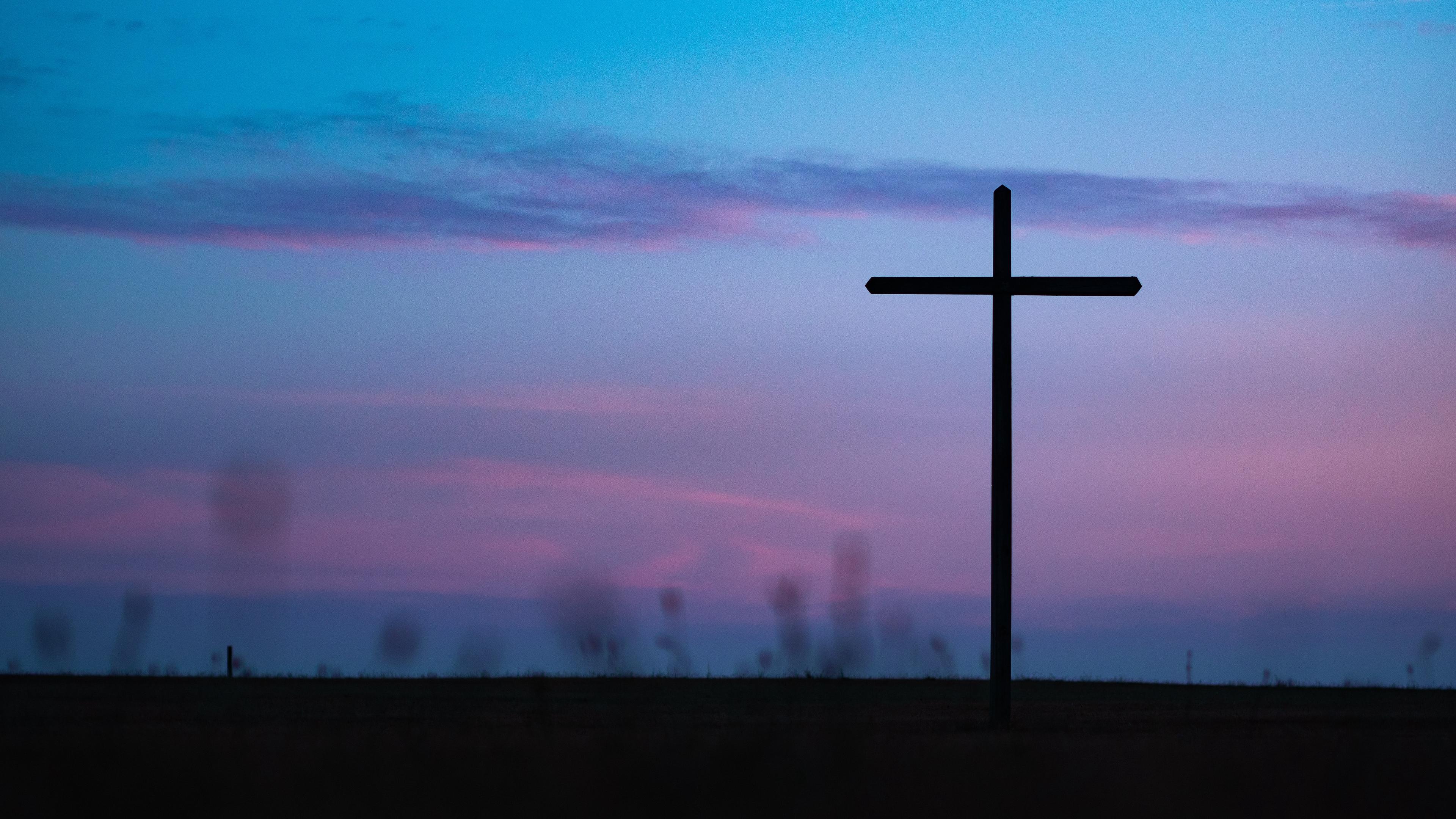 cross faith horizon sunset 4k 1540574880 - cross, faith, horizon, sunset 4k - Horizon, Faith, Cross