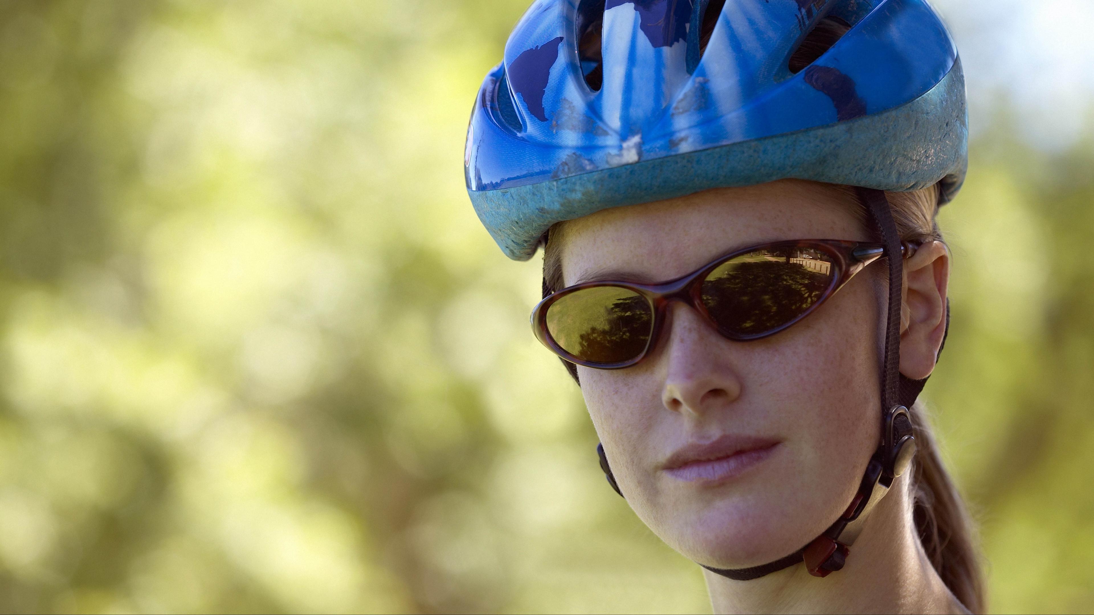 cyclist face helmet goggles 4k 1540060865 - cyclist, face, helmet, goggles 4k - helmet, Face, cyclist