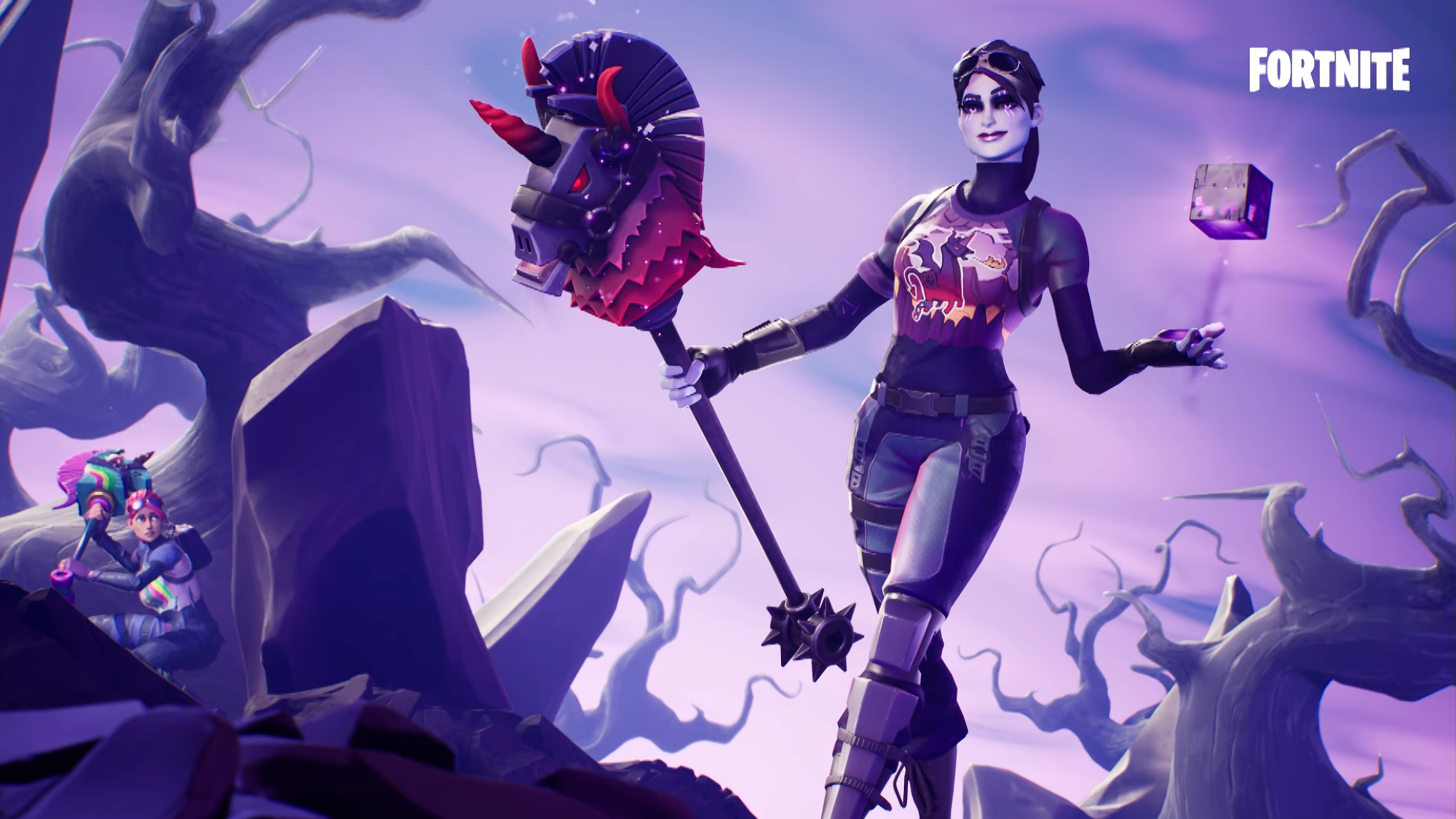 Wallpaper 4k Dark Bomber Fortnite Season 6 4k 2018 Games Wallpapers