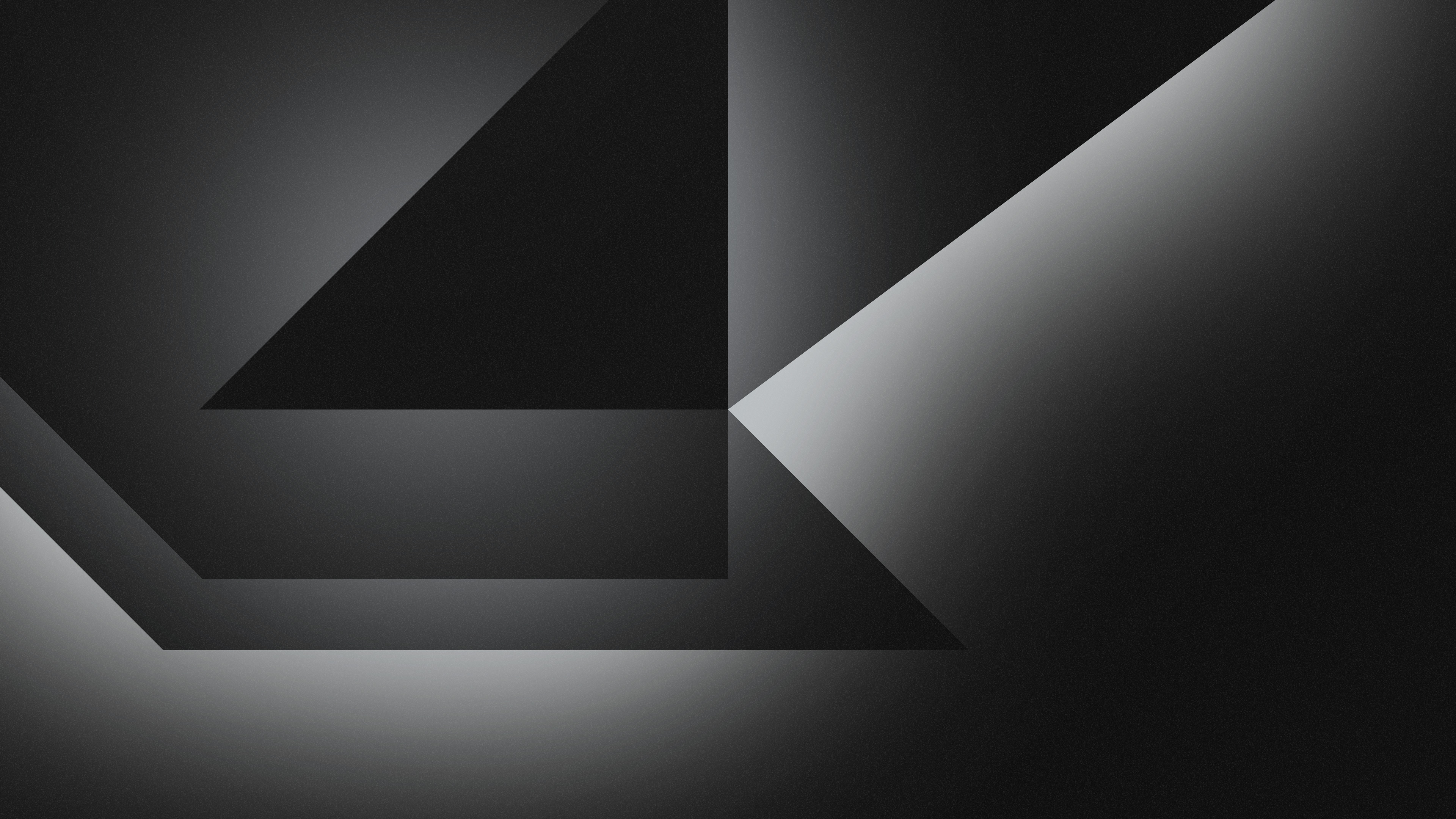dark grey abstract shapes 4k 1539371364 - Dark Grey Abstract Shapes 4k - shapes wallpapers, hd-wallpapers, graphics wallpapers, digital art wallpapers, dark wallpapers, behance wallpapers, artist wallpapers, abstract wallpapers, 4k-wallpapers