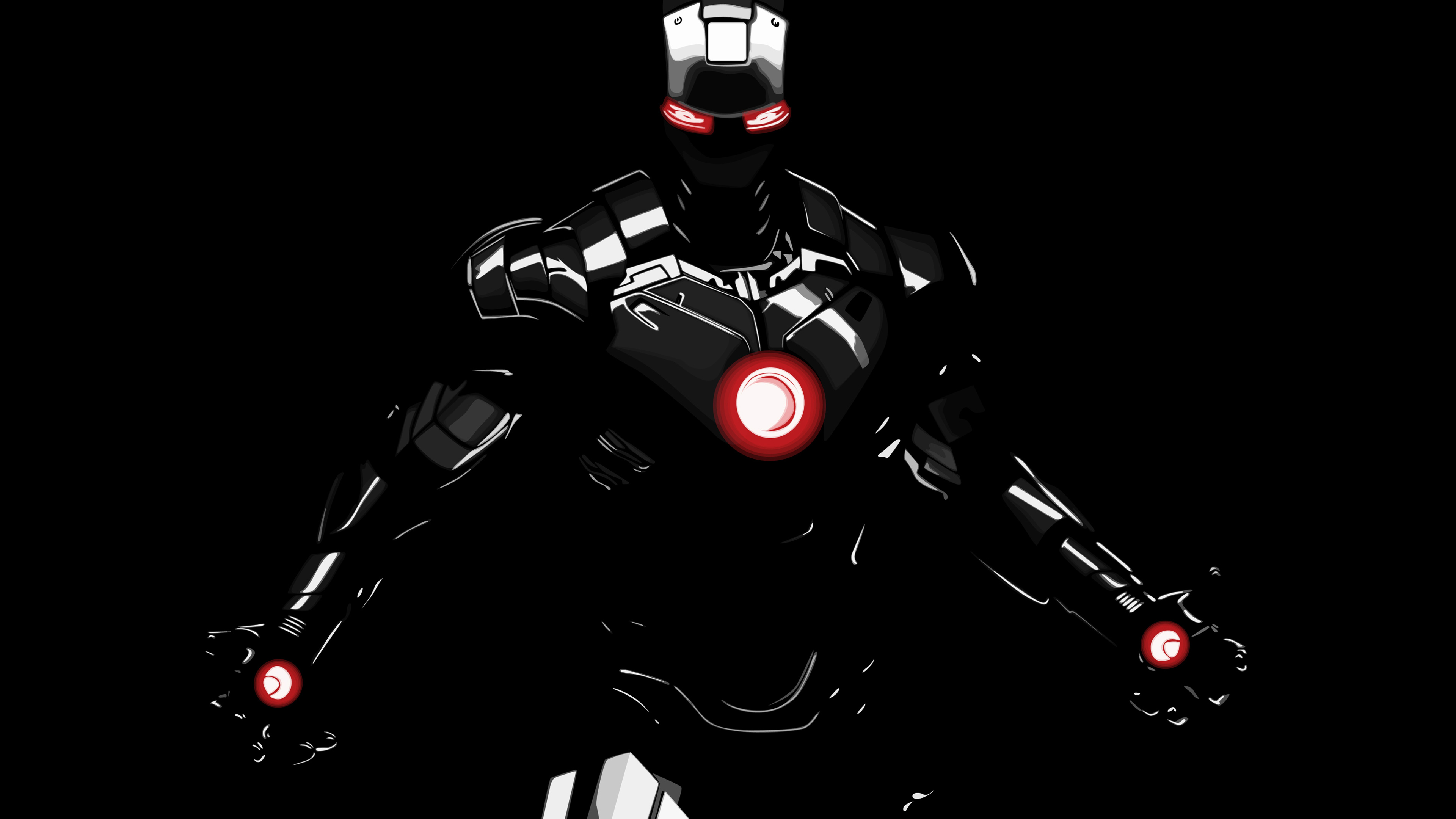 dark iron man 1539452753 - Dark Iron Man - superheroes wallpapers, iron man wallpapers, hd-wallpapers, digital art wallpapers, behance wallpapers, artwork wallpapers, artist wallpapers, 4k-wallpapers