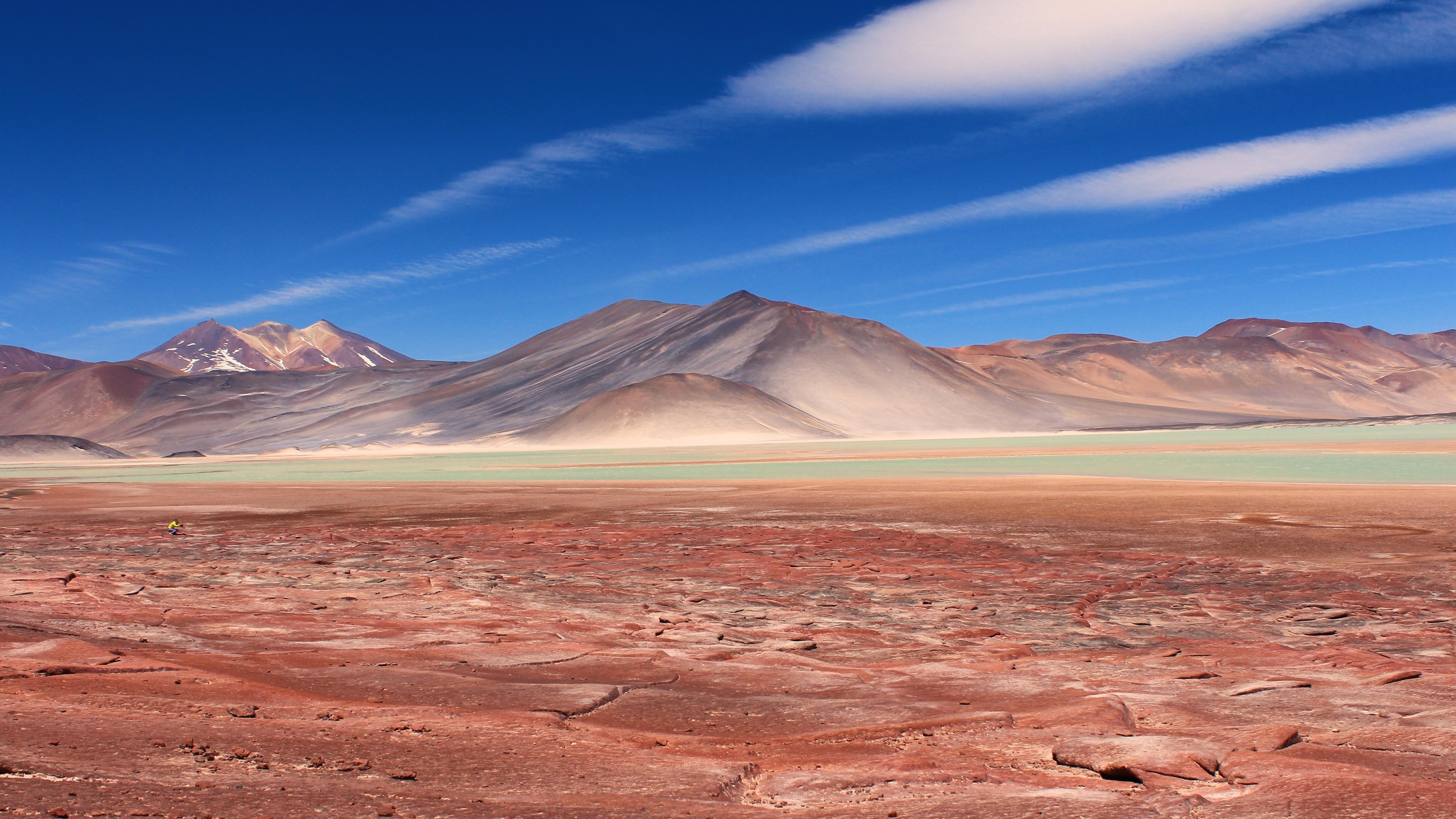 Desert Landscape Sky Mountain Travel Nature Sky Wallpapers