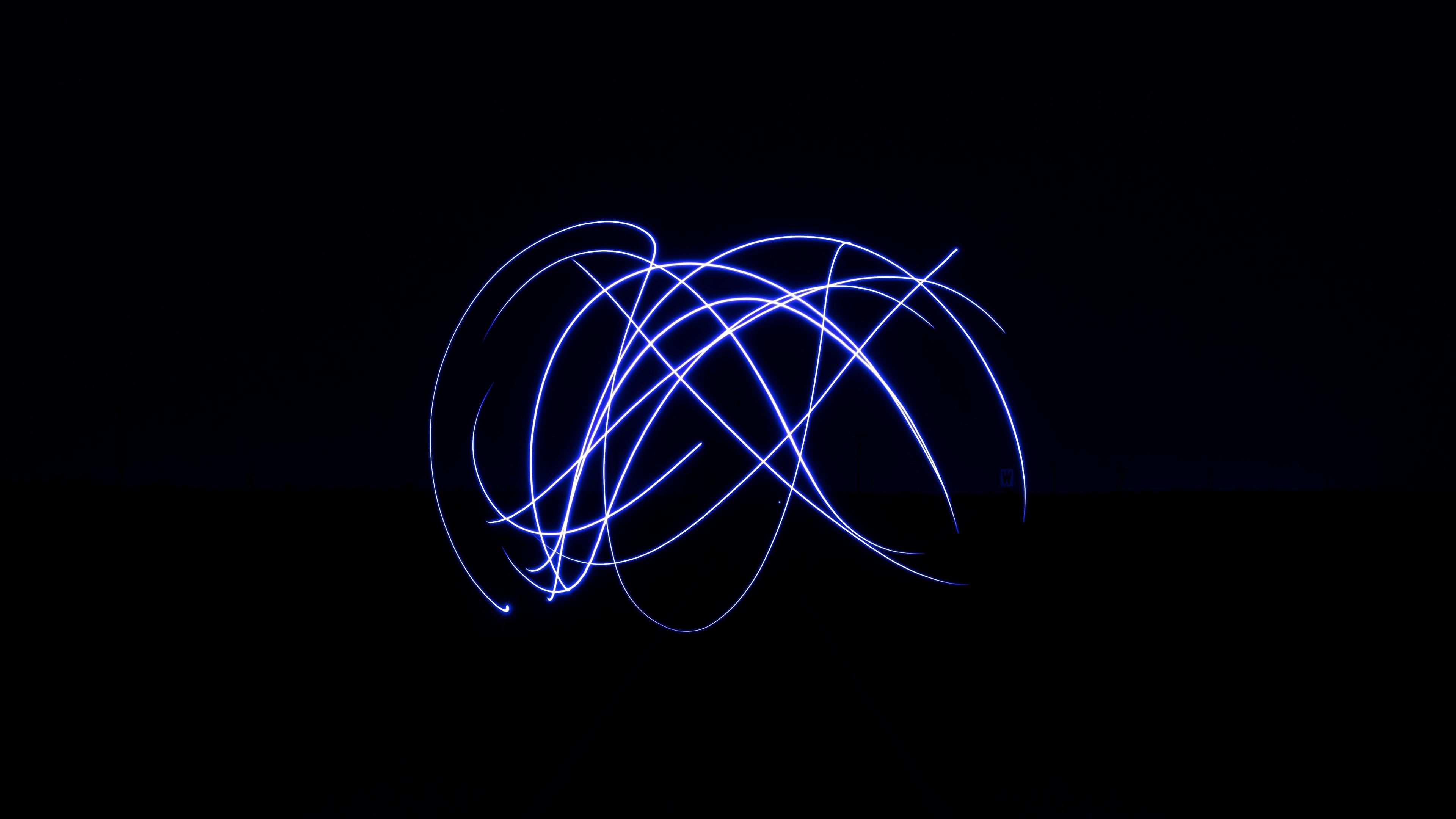 exposure lines plexus light 4k 1539369385 - exposure, lines, plexus, light 4k - plexus, Lines, Exposure