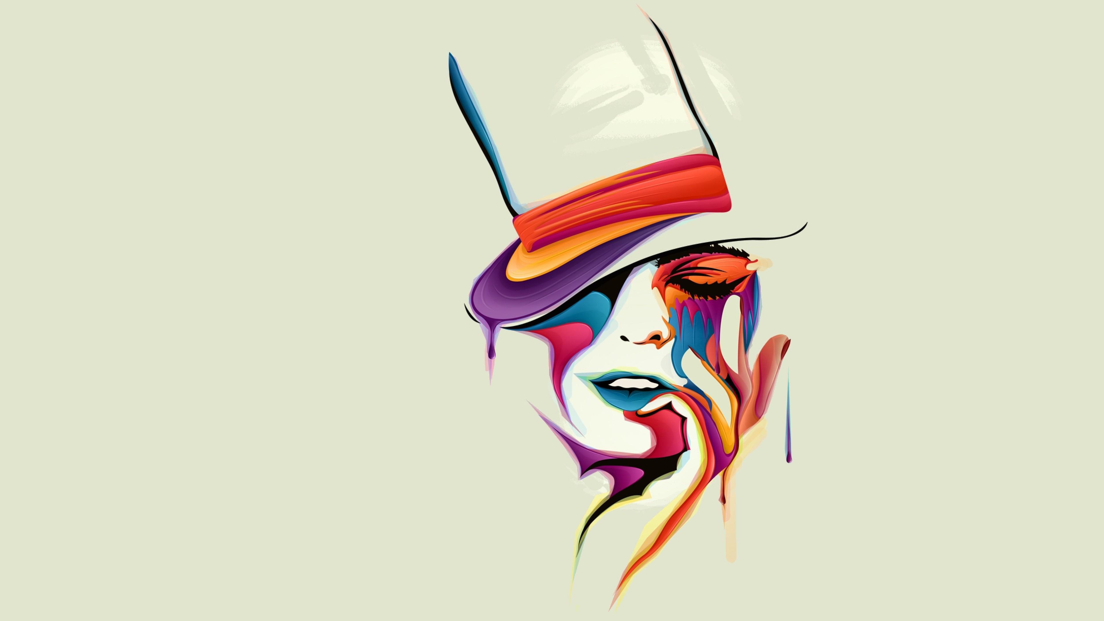 face vector art 4k 1540748381 - Face Vector Art 4k - vector wallpapers, face wallpapers, digital art wallpapers, colorful wallpapers, artist wallpapers, art wallpapers