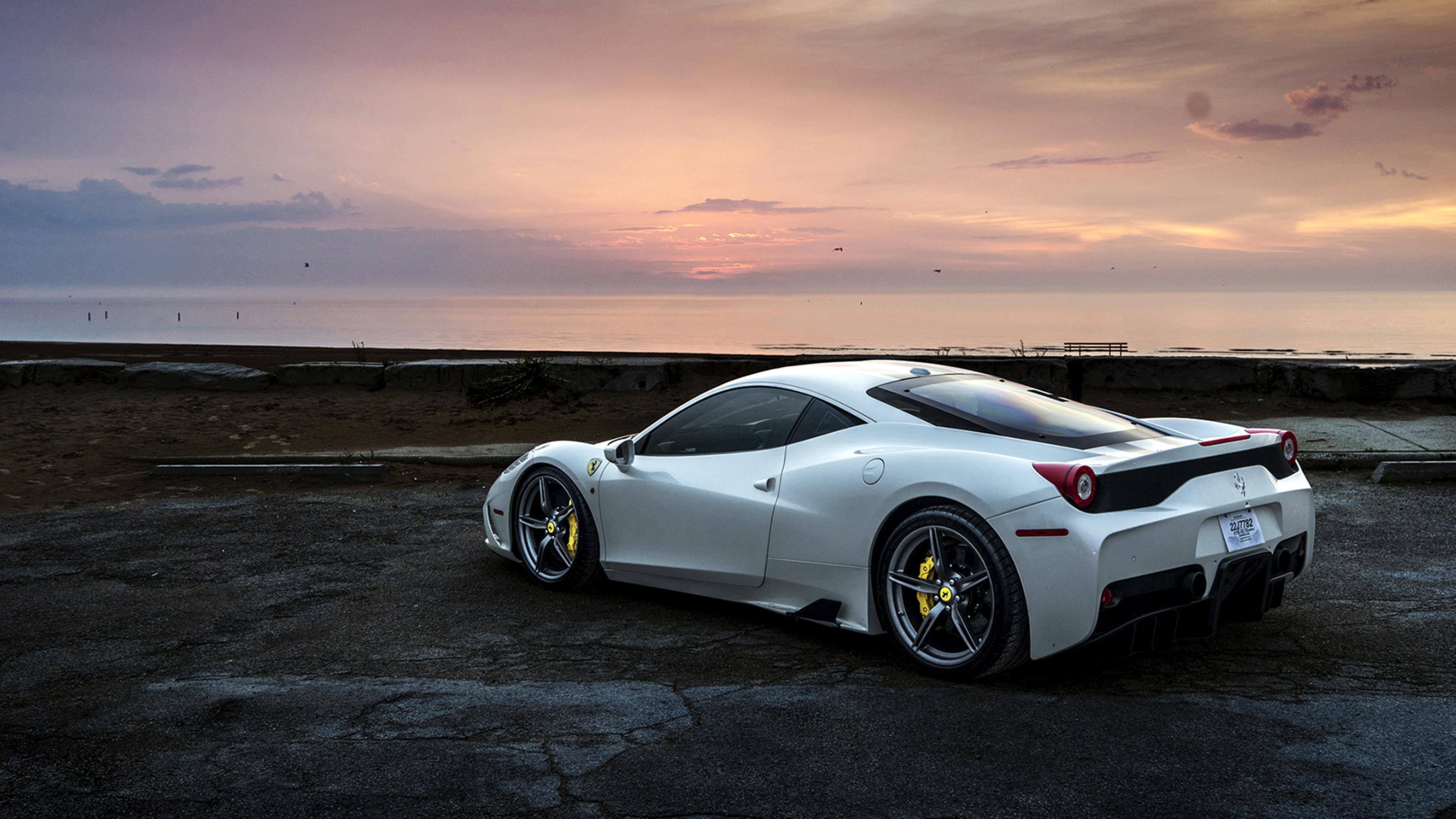 ferrari 458 white 1539104508 - Ferrari 458 White - ferrari wallpapers, ferrari 458 wallpapers, cars wallpapers