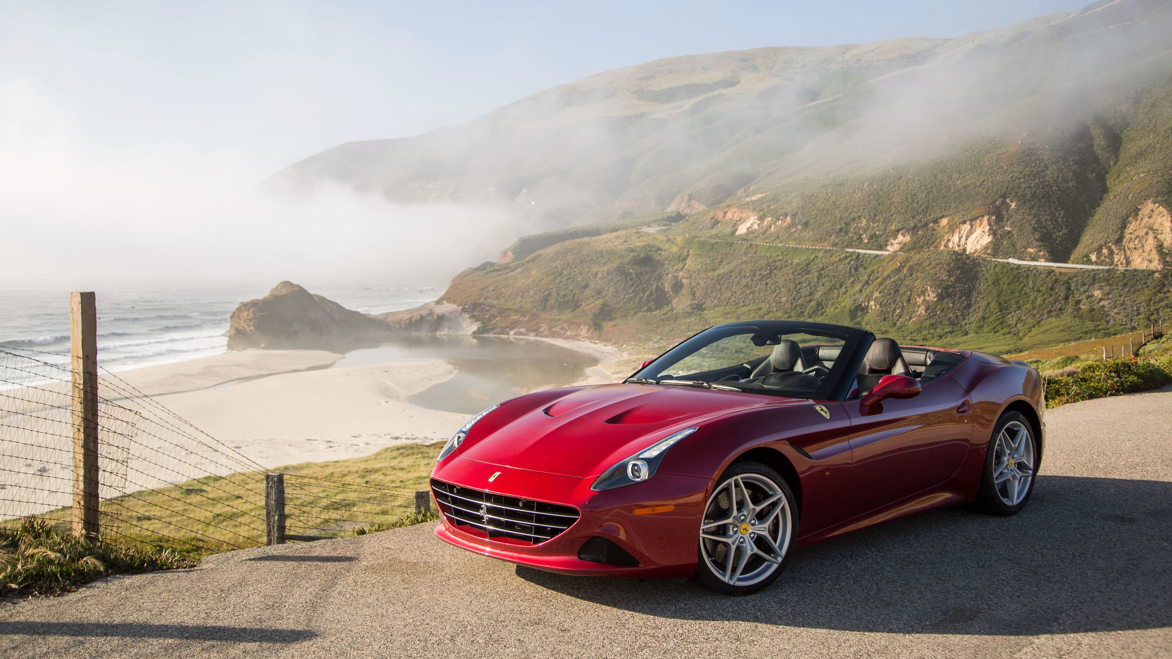 ferrari california 4k 1539104733 - Ferrari California 4k - ferrari wallpapers, ferrari california wallpapers, cars wallpapers, 4k-wallpapers