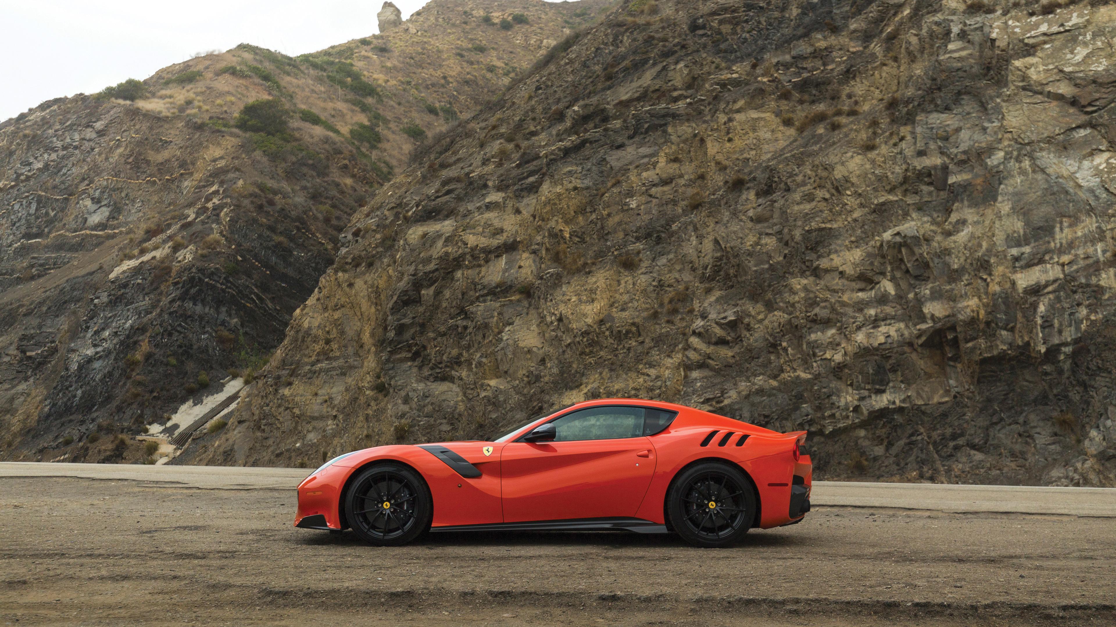ferrari f12 tdf 1539107946 - Ferrari F12 Tdf - hd-wallpapers, ferrari wallpapers, ferrari f12 tdf wallpapers, cars wallpapers, 4k-wallpapers, 2017 cars wallpapers