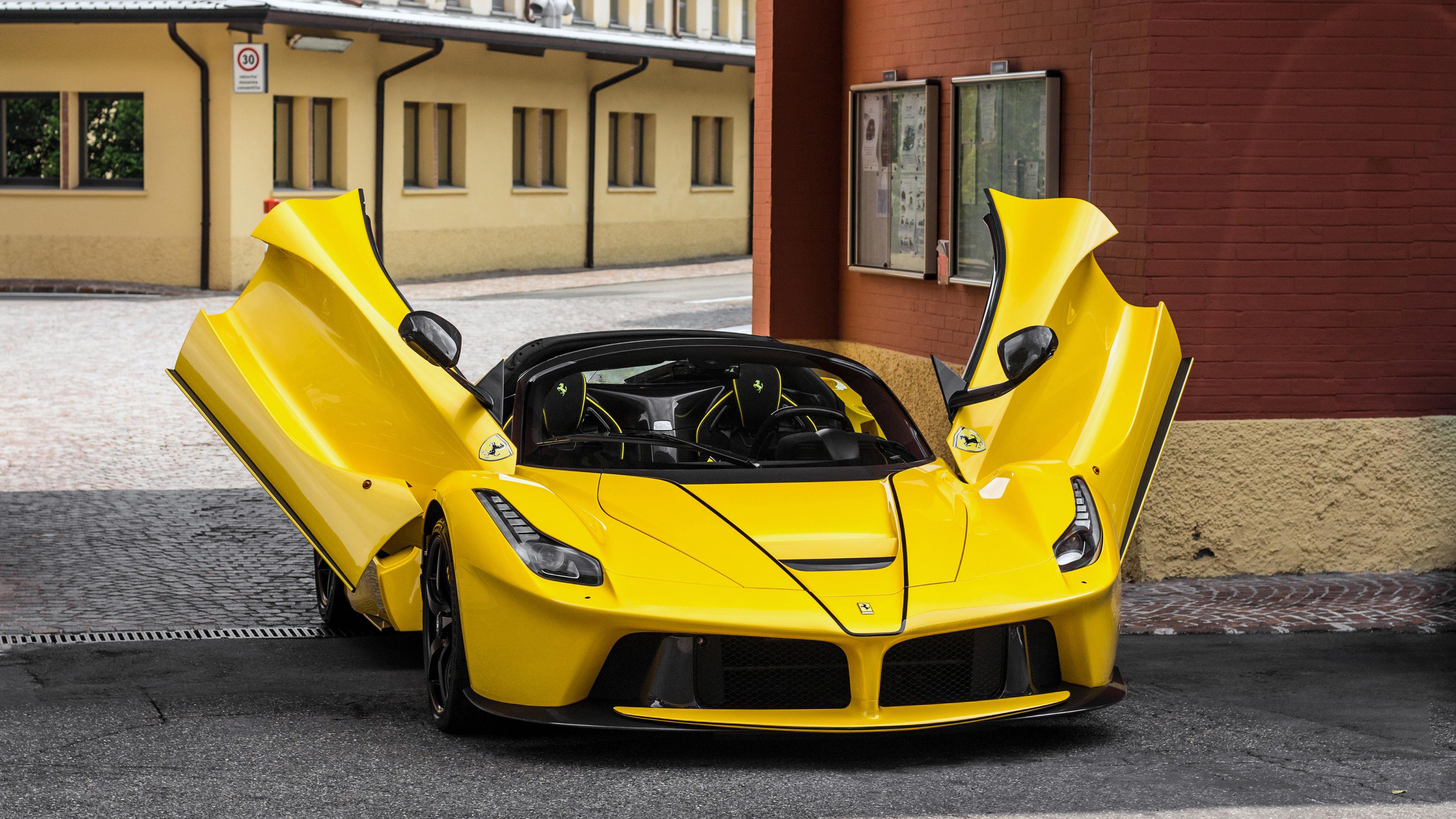 ferrari laferrari aperta 1539108668 - Ferrari LaFerrari Aperta - laferrari wallpapers, hd-wallpapers, ferrari wallpapers, cars wallpapers, 4k-wallpapers, 2017 cars wallpapers