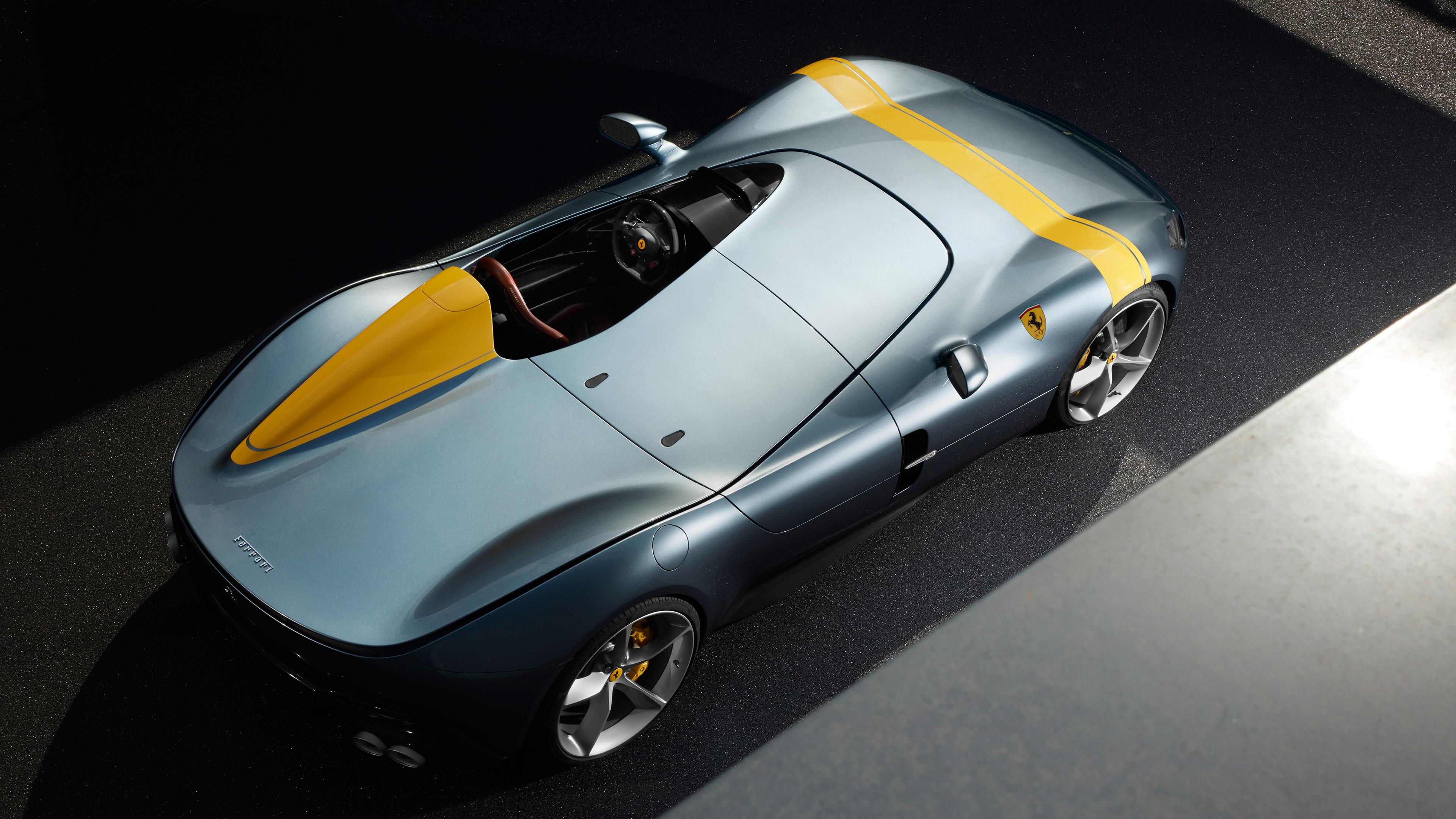 ferrari monza sp1 2018 4k 1539114742 - Ferrari Monza SP1 2018 4k - hd-wallpapers, ferrari wallpapers, ferrari monza sp1 wallpapers, cars wallpapers, 4k-wallpapers, 2018 cars wallpapers