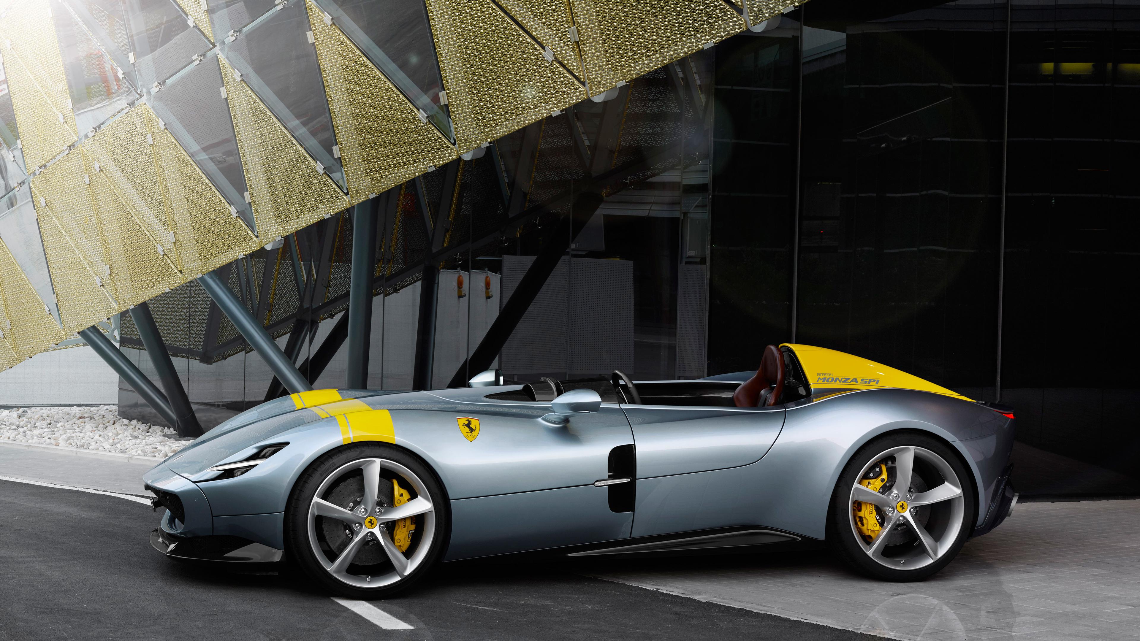 ferrari monza sp1 2018 1539114747 - Ferrari Monza SP1 2018 - hd-wallpapers, ferrari wallpapers, ferrari monza sp1 wallpapers, cars wallpapers, 4k-wallpapers, 2018 cars wallpapers