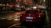 ferrari rear view red night city scenery 4k 1538935278 200x110 - ferrari, rear view, red, night city, scenery 4k - red, rear view, Ferrari