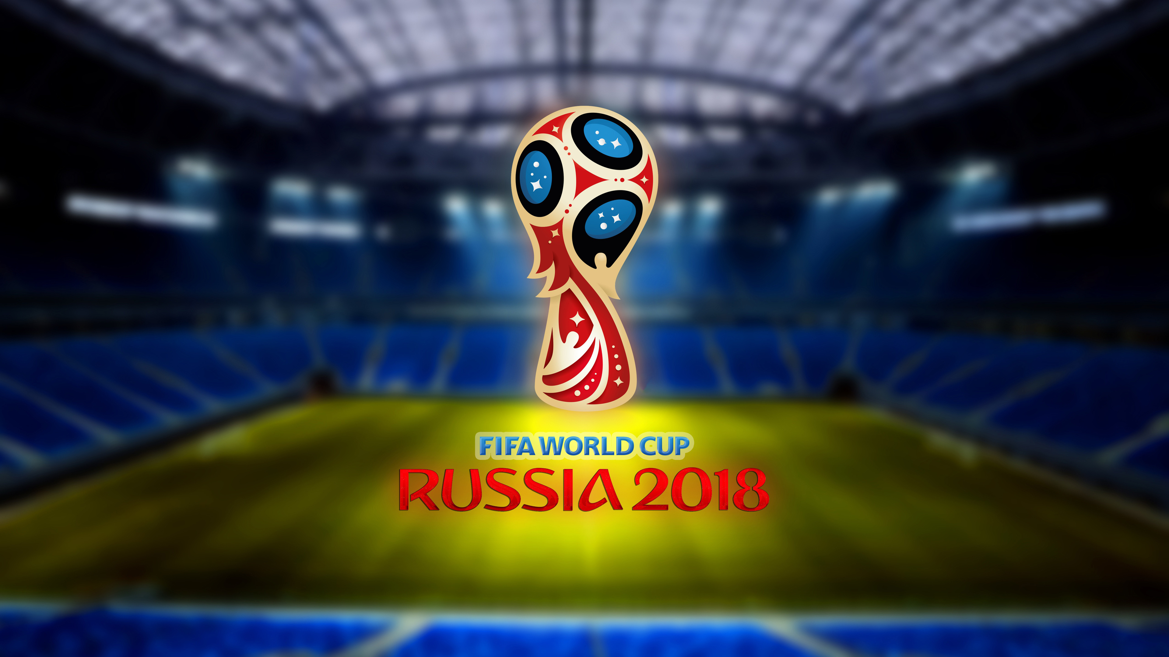 FIFA World Cup Russia 5k 2018
