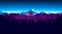 firewatch sunset artwork 4k 1540749118 200x110 - Firewatch Sunset Artwork 4k - sunset wallpapers, hd-wallpapers, firewatch wallpapers, digital art wallpapers, artwork wallpapers, artist wallpapers, 4k-wallpapers