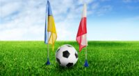 football ukraine poland ball grass flags 4k 1540062329 200x110 - football, ukraine, poland, ball, grass, flags 4k - Ukraine, Poland, Football