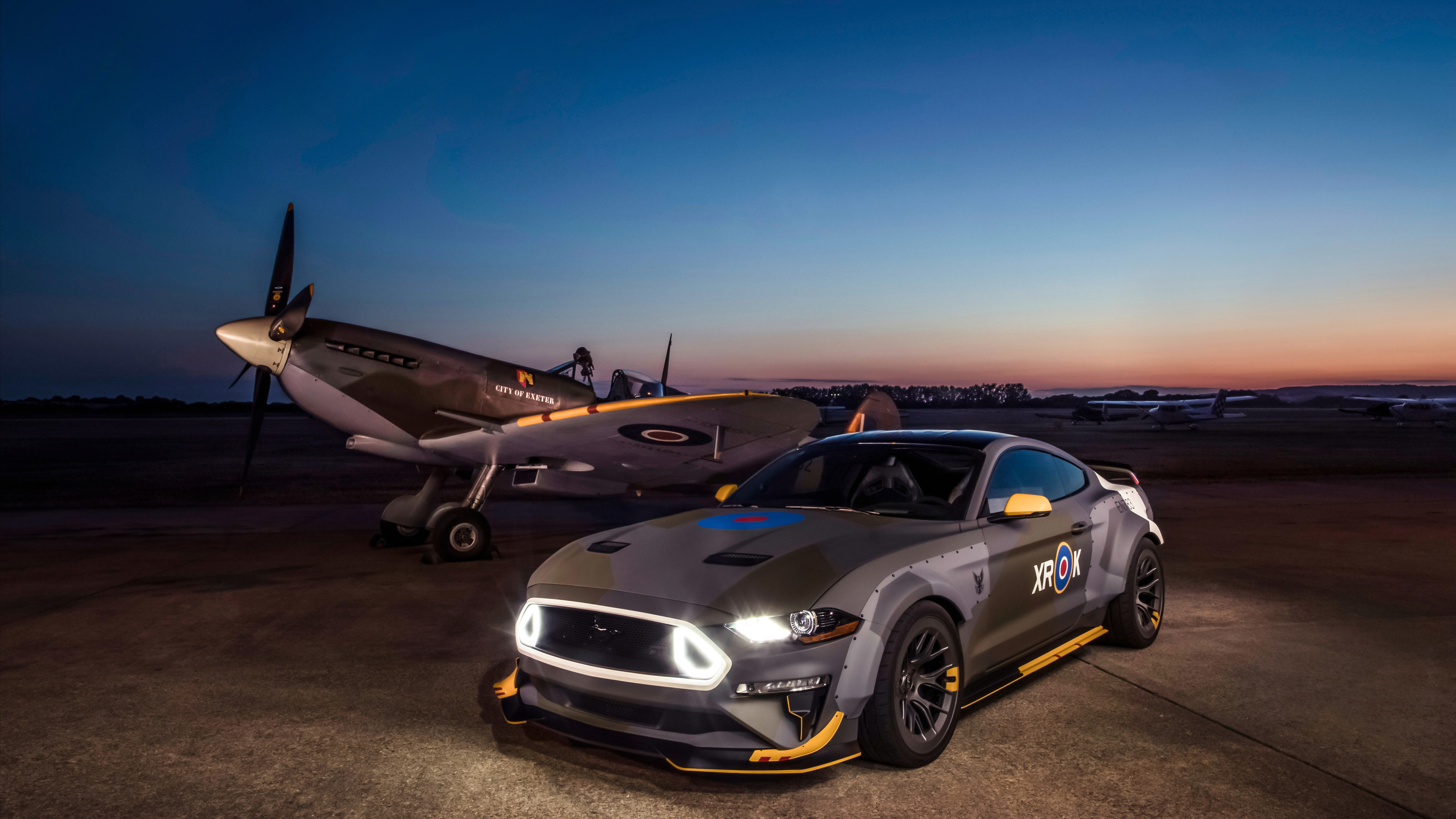ford eagle squadron mustang gt 4k 1539112441 - Ford Eagle Squadron Mustang GT 4k - mustang wallpapers, hd-wallpapers, ford mustang wallpapers, cars wallpapers, 4k-wallpapers, 2018 cars wallpapers