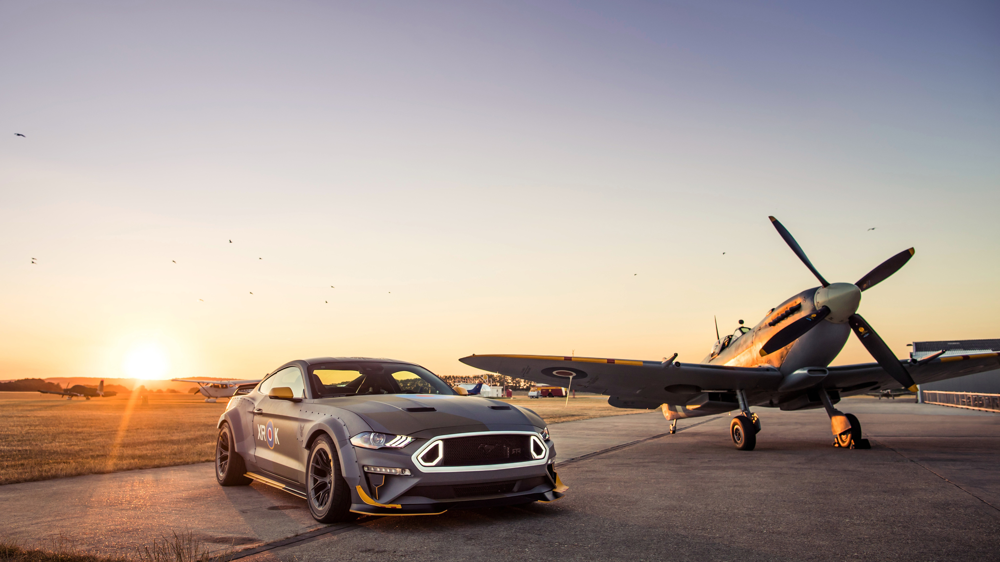 ford eagle squadron mustang gt 1539112445 - Ford Eagle Squadron Mustang GT - mustang wallpapers, hd-wallpapers, ford mustang wallpapers, cars wallpapers, 4k-wallpapers, 2018 cars wallpapers