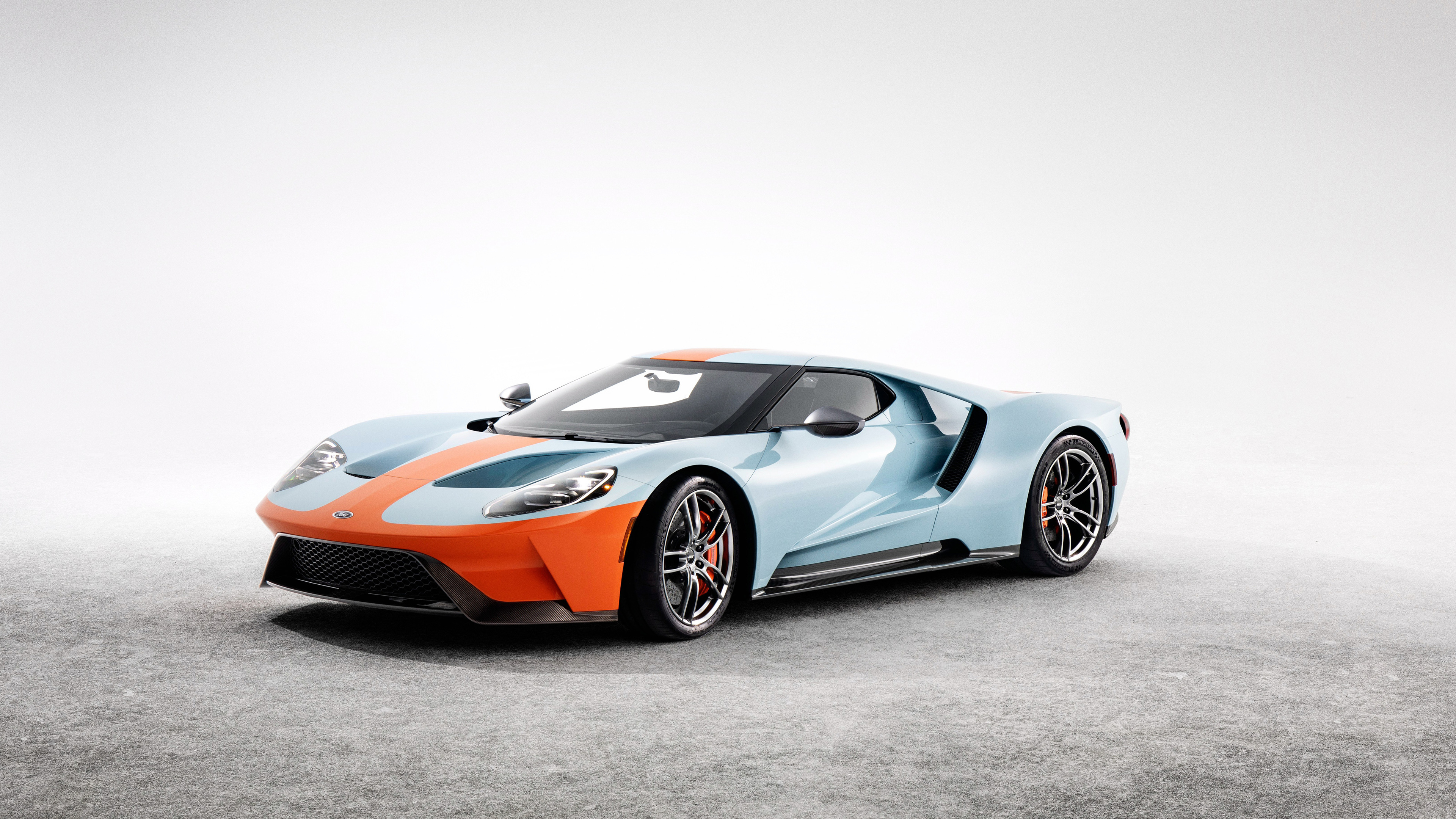 ford gt heritage edition 2018 4k 1539114231 - Ford GT Heritage Edition 2018 4K - hd-wallpapers, ford wallpapers, ford gt wallpapers, cars wallpapers, 4k-wallpapers
