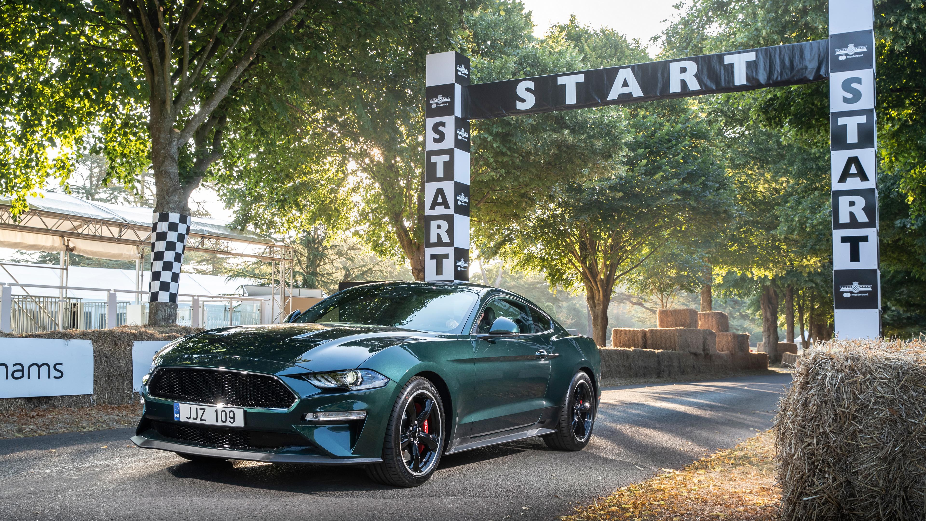 Wallpaper 4k Ford Mustang Bullitt New Limited Edition 2019 2018 Cars