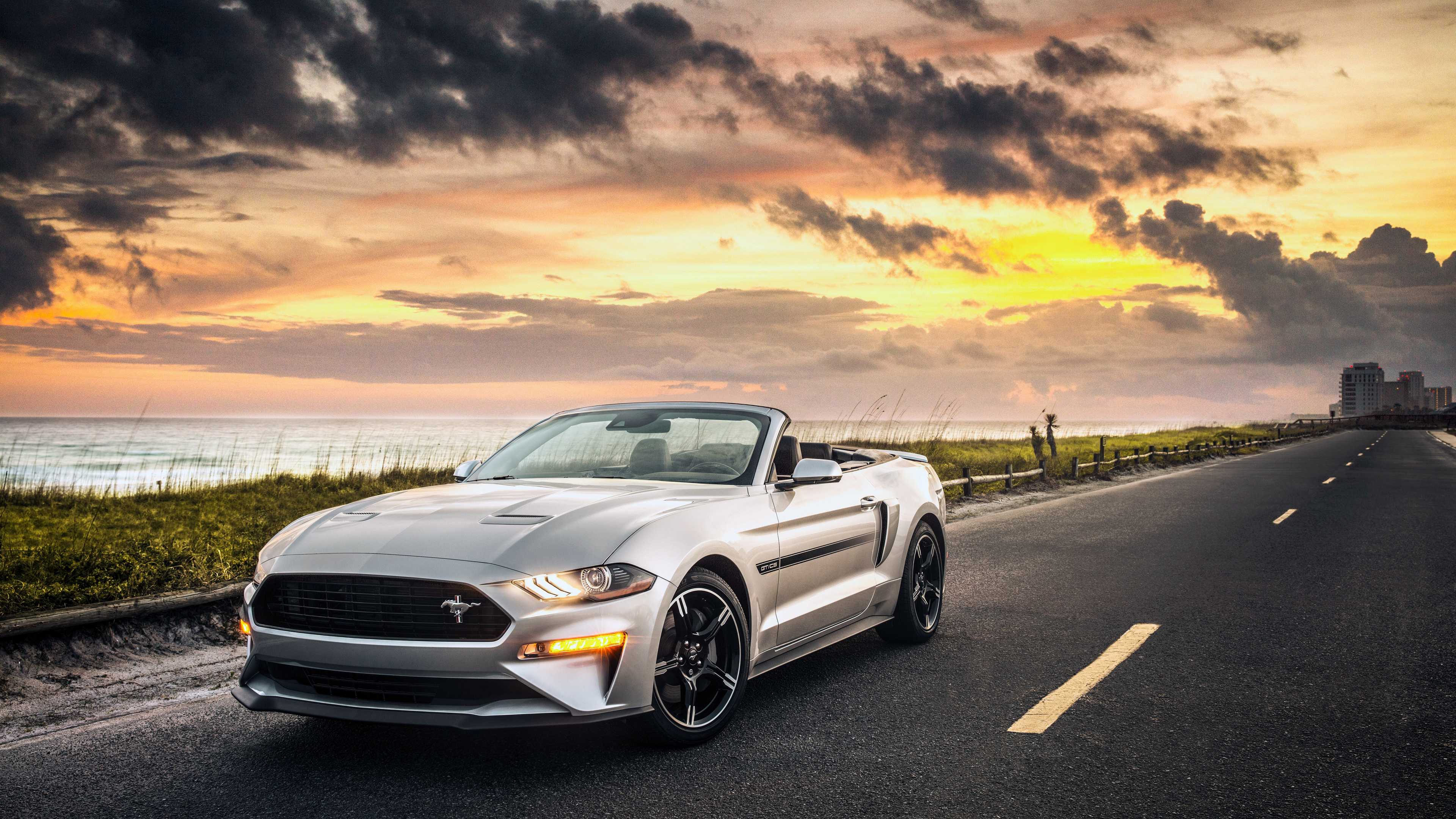 ford mustang gt convertible 2019 4k 1539110280 - Ford Mustang GT Convertible 2019 4k - mustang wallpapers, hd-wallpapers, ford mustang wallpapers, convertible cars wallpapers, cars wallpapers, 4k-wallpapers, 2019 cars wallpapers
