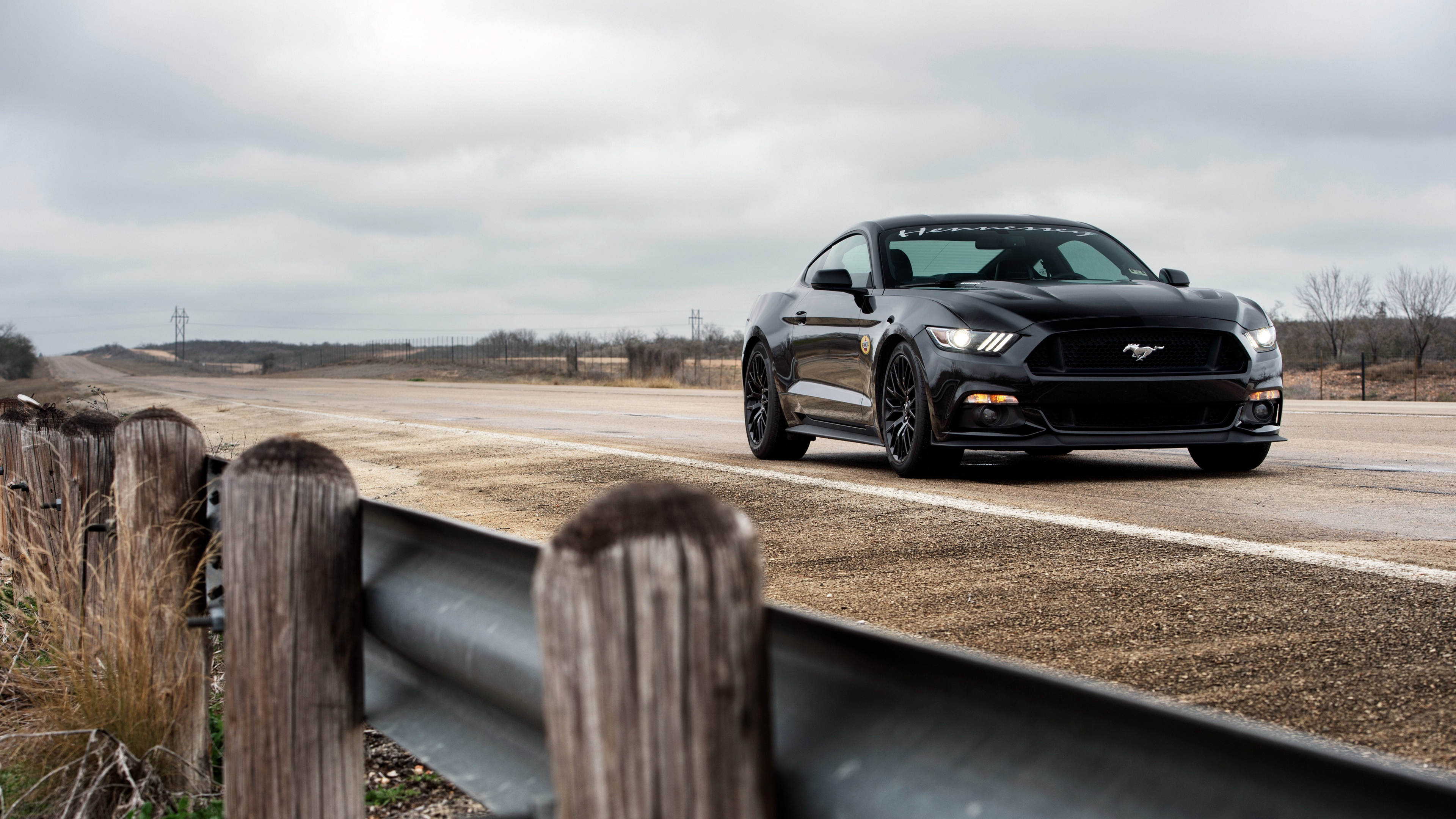 ford mustang gt hpe700 hennessey 4k 1538936339 - ford, mustang, gt, hpe700, hennessey 4k - Mustang, gt, Ford