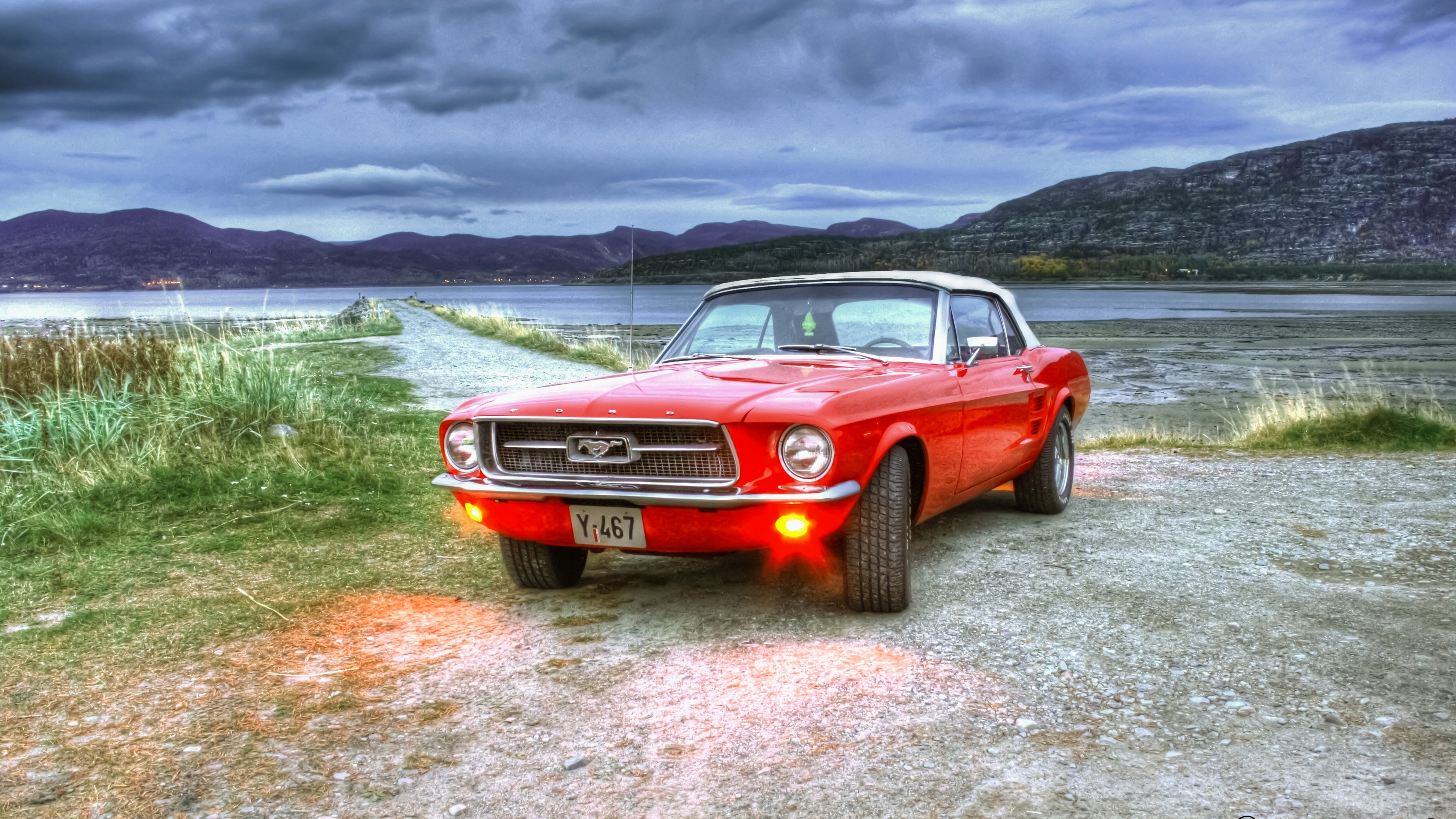 ford mustang hdr 4k 1538934921 - ford, mustang, hdr 4k - Mustang, HDR, Ford