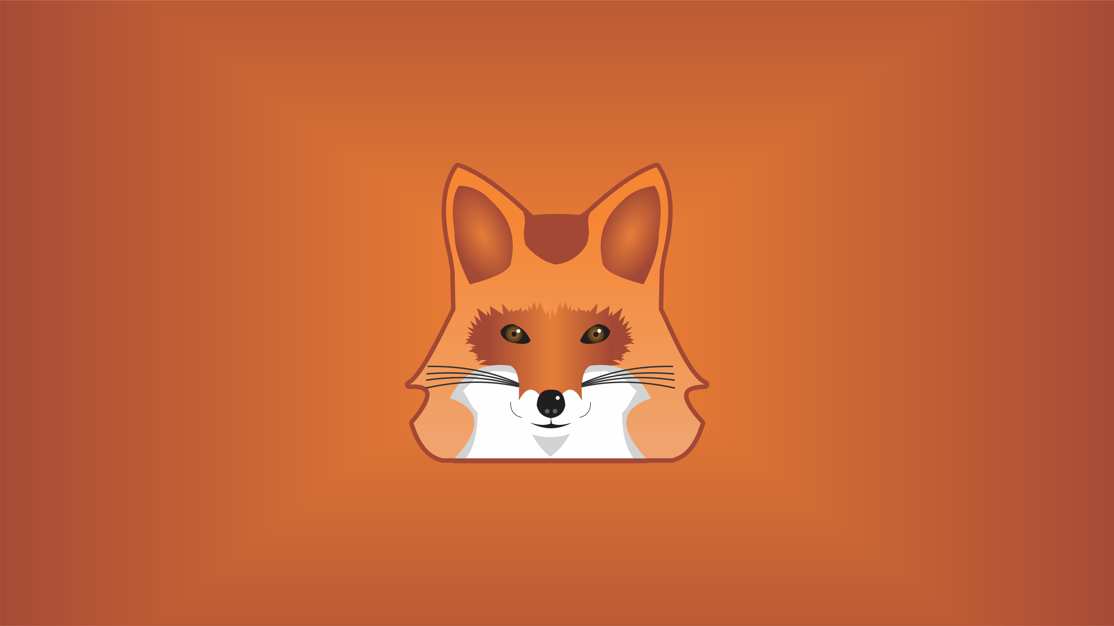 fox minimalist 5k 1540754268 - Fox Minimalist 5k - minimalist wallpapers, minimalism wallpapers, hd-wallpapers, fox wallpapers, digital art wallpapers, artwork wallpapers, artist wallpapers, 5k wallpapers, 4k-wallpapers