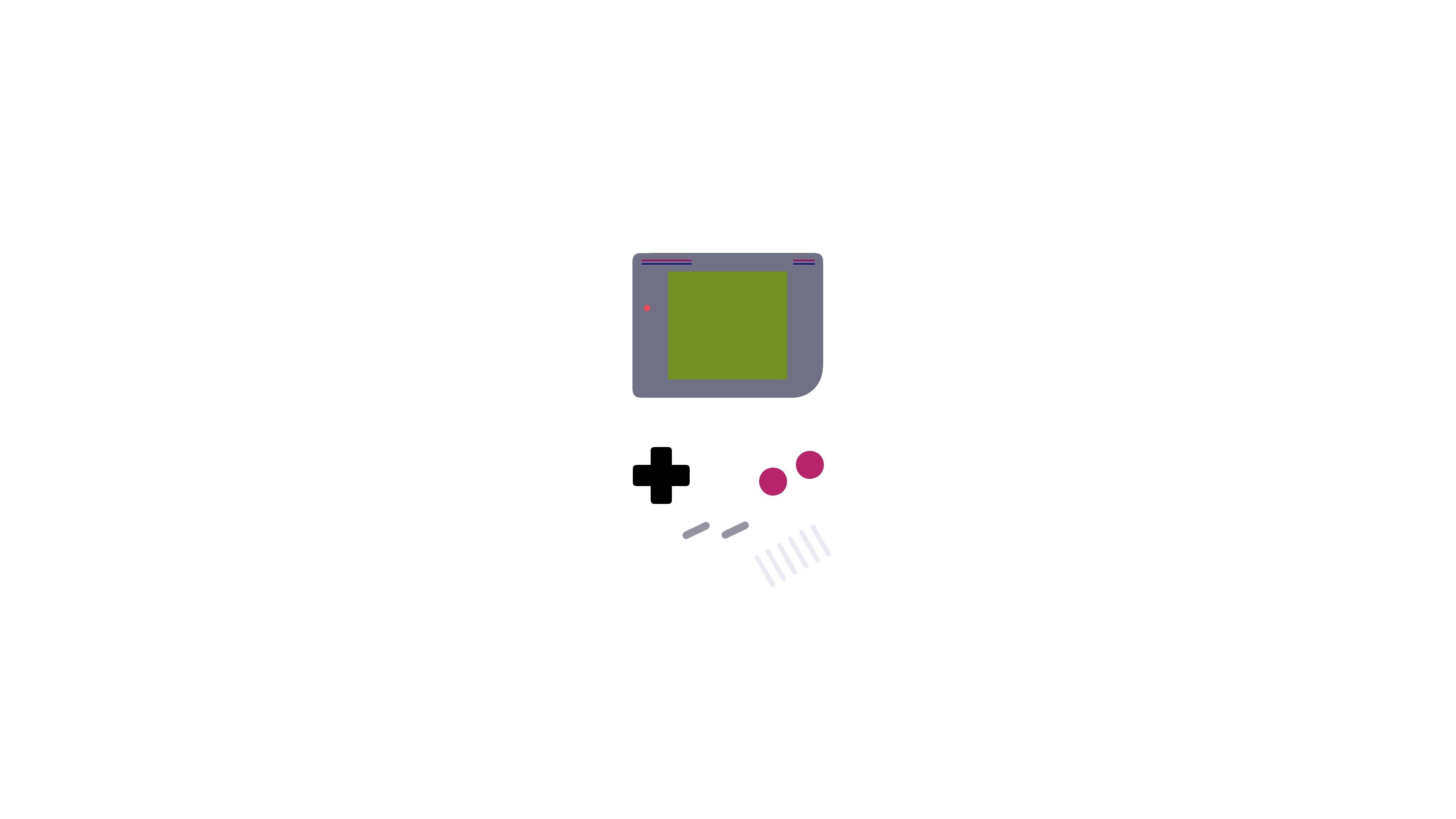 game boy minimalism 4k 1540748524 - Game Boy Minimalism 4k - minimalism wallpapers, game boy wallpapers, digital art wallpapers, artist wallpapers