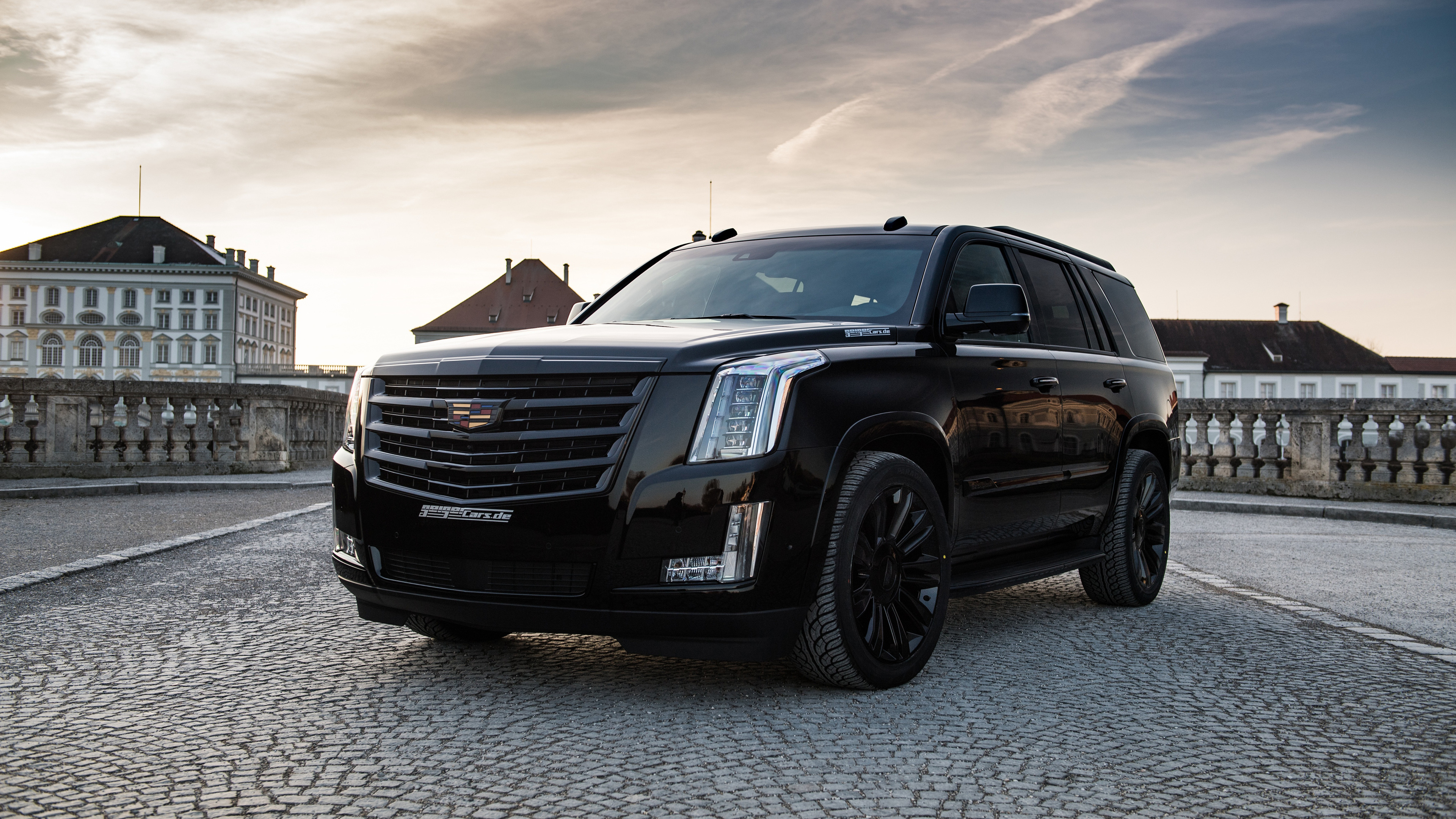 geiger cadillac escalade black edition 2018 1539110037 - Geiger Cadillac Escalade Black Edition 2018 - hd-wallpapers, cars wallpapers, cadillac wallpapers, 4k-wallpapers, 2018 cars wallpapers