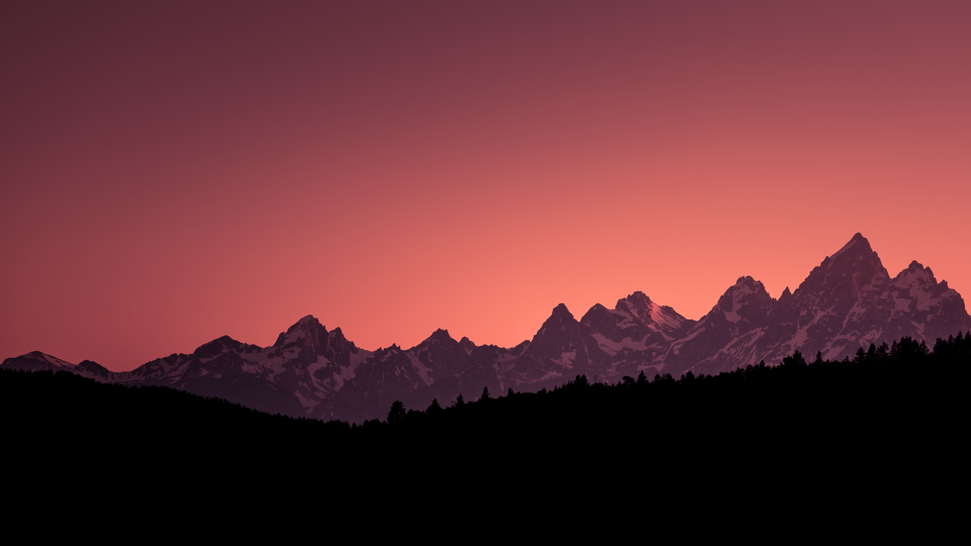 grand teton sunset 1540143646 - Grand Teton Sunset - sunset wallpapers, nature wallpapers, mountains wallpapers, hd-wallpapers, 4k-wallpapers