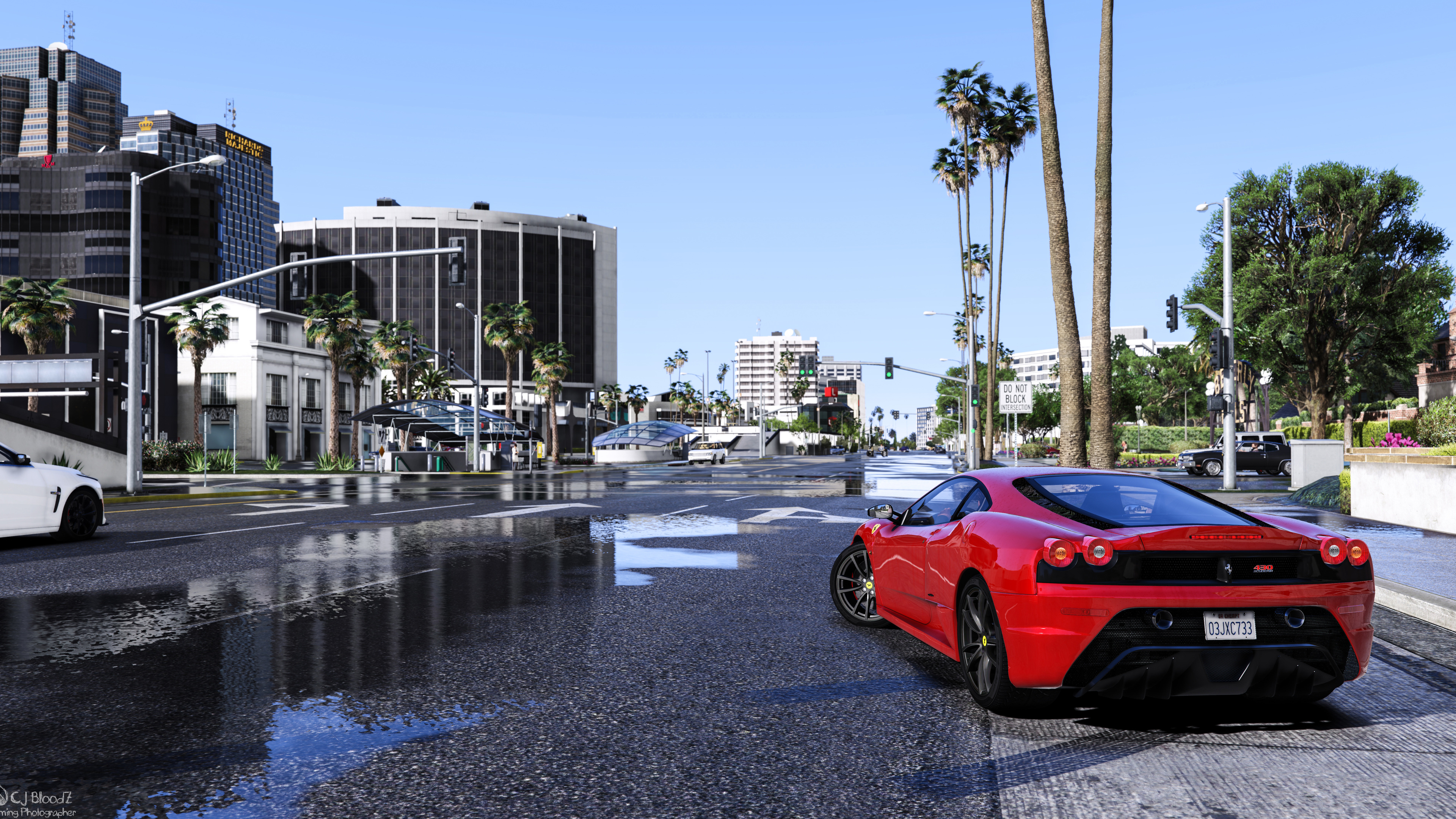 Wallpaper 4k Gta V Ferrari 8k 4k Wallpapers Cars Wallpapers Games