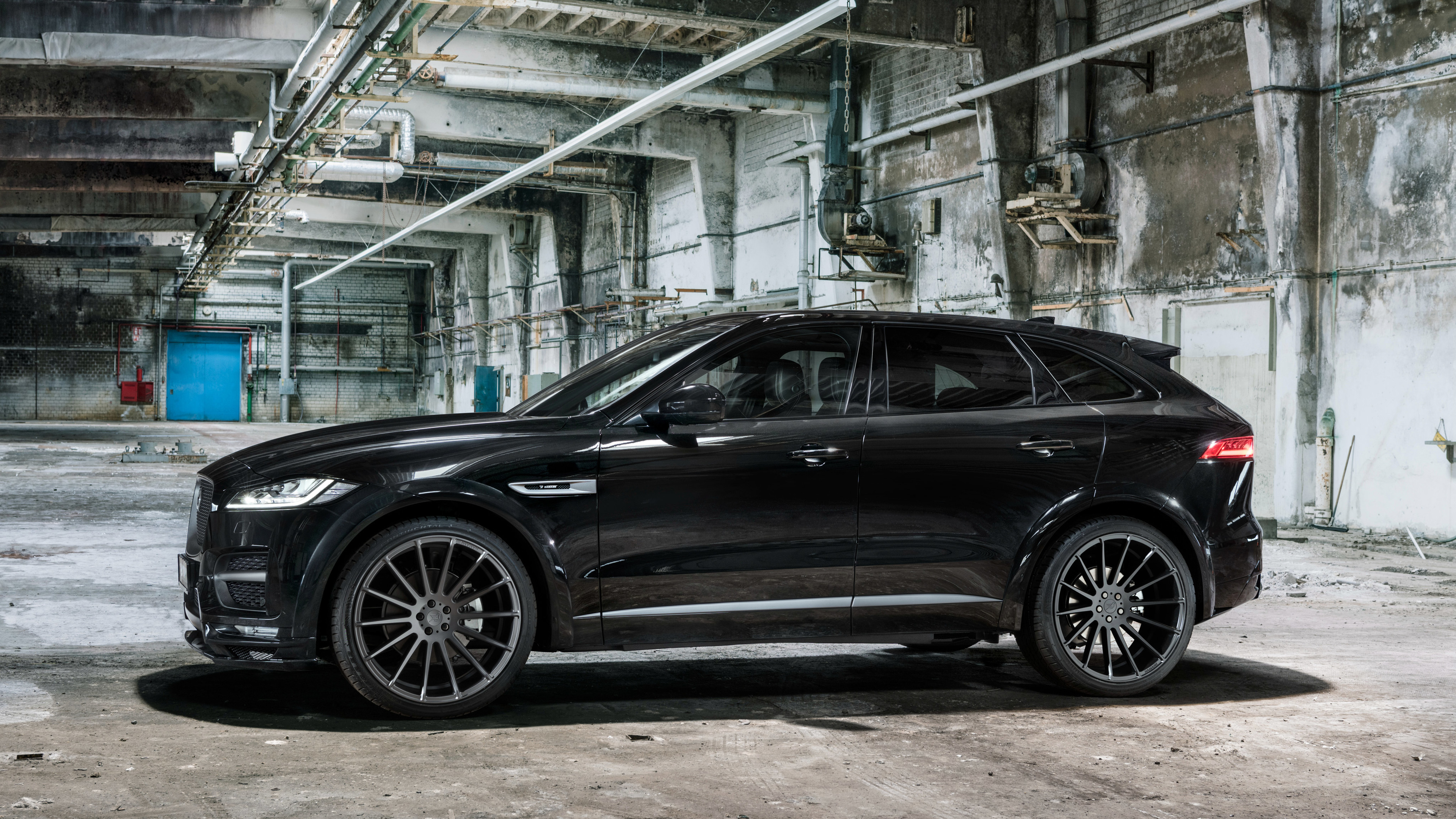 hamann jaguar f pace 1539105179 - Hamann Jaguar F Pace - jaguar wallpapers, hd-wallpapers, cars wallpapers, 4k-wallpapers, 2017 cars wallpapers