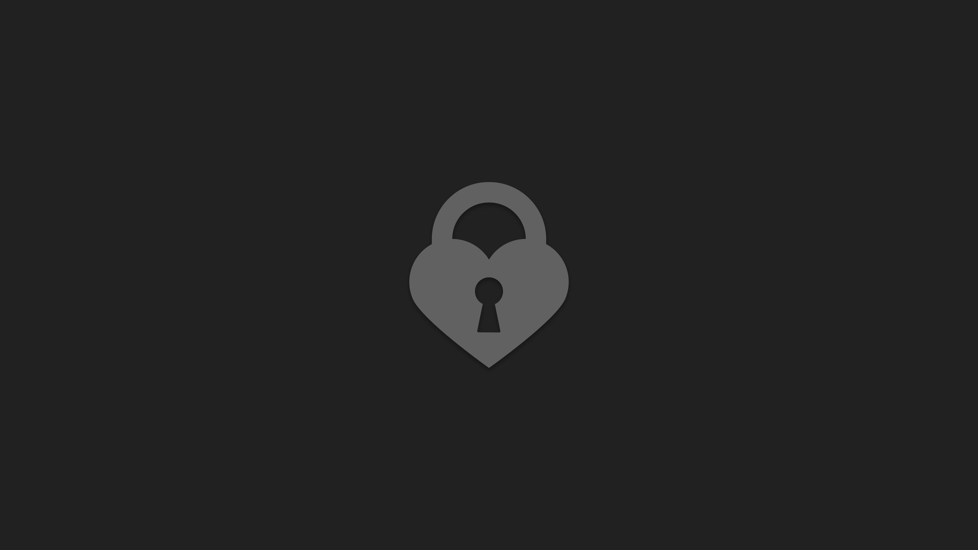 heart lock minimalist 4k 1540751637 - Heart Lock Minimalist 4k - minimalist wallpapers, minimalism wallpapers, lock wallpapers, heart wallpapers, hd-wallpapers, digital art wallpapers, artwork wallpapers, artist wallpapers