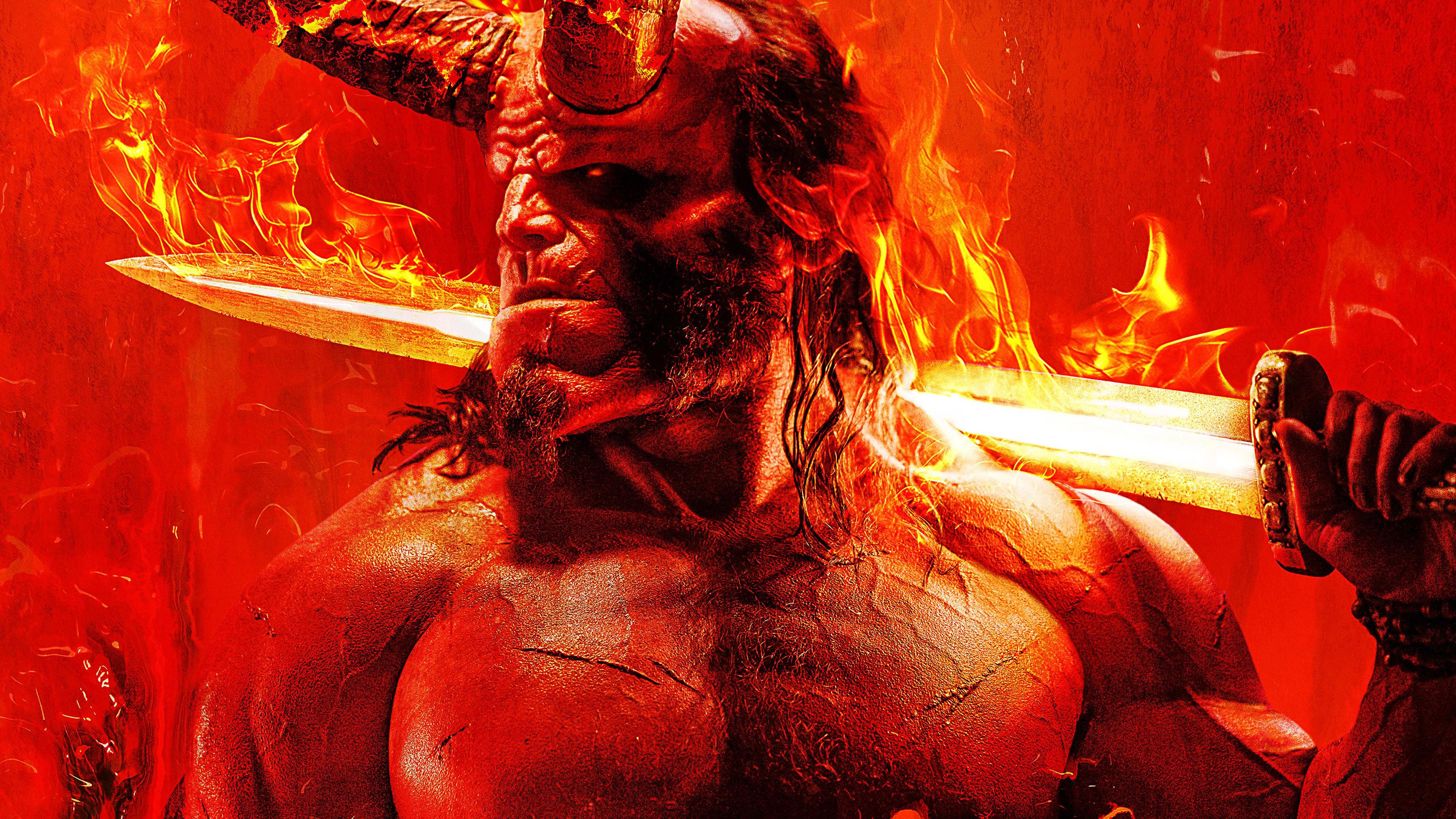 hellboy movie 2019 5k 1539979570 - Hellboy Movie 2019 5k - movies wallpapers, hellboy wallpapers, hd-wallpapers, 5k wallpapers, 4k-wallpapers, 2019 movies wallpapers