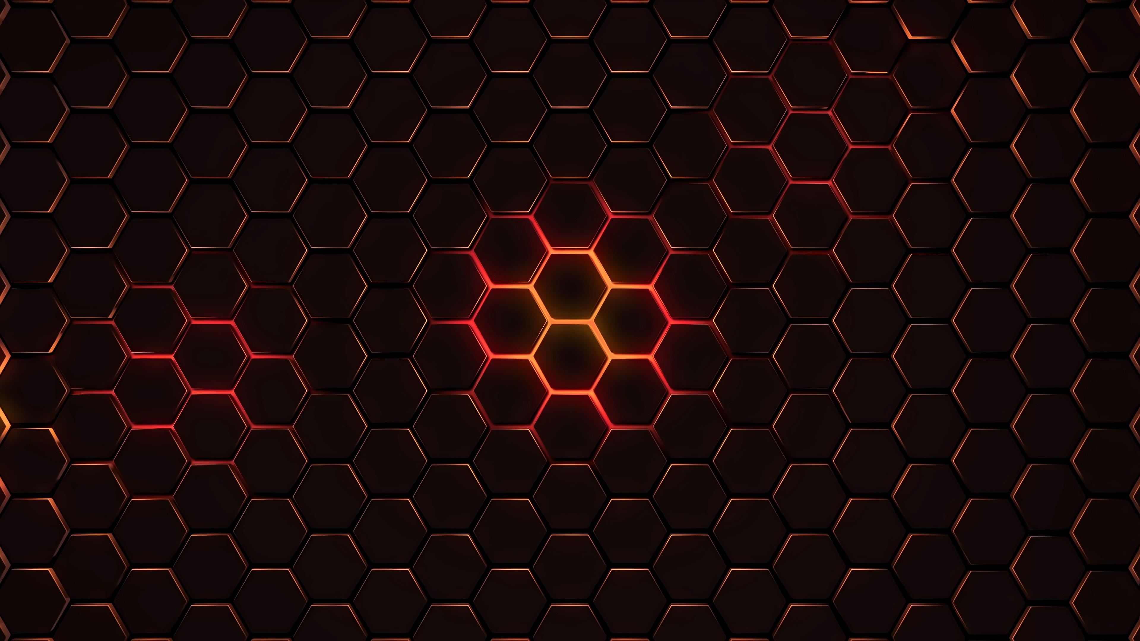 hexagon geometry 4k 1539371001 - Hexagon Geometry 4k - hexagon wallpapers, hd-wallpapers, geometry wallpapers, abstract wallpapers, 4k-wallpapers