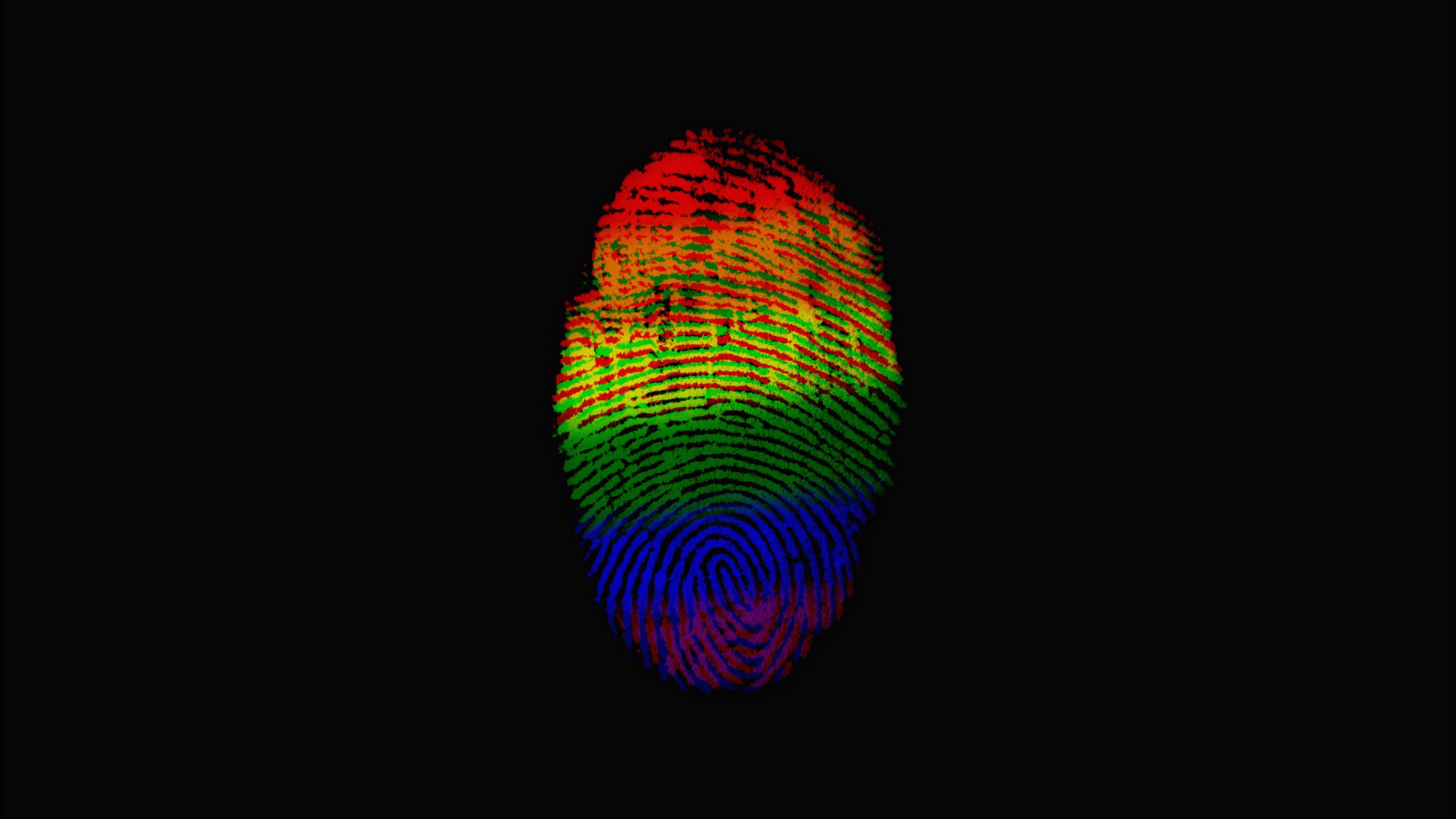 imprint finger rainbow colorful 4k 1540575999 - imprint, finger, rainbow, colorful 4k - rainbow, imprint, finger