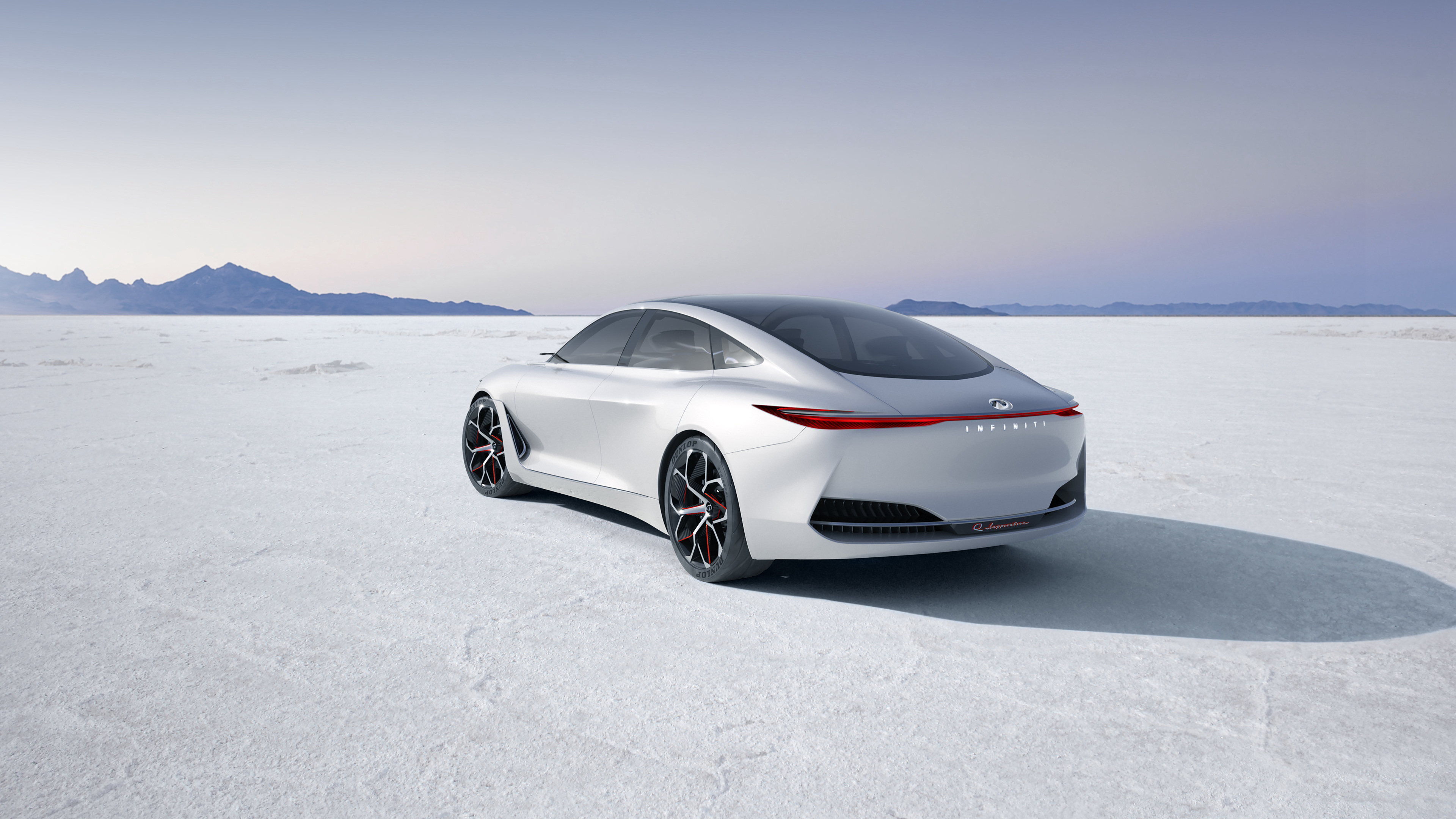 infiniti q inspiration concept car rear side 2018 1539109122 - Infiniti Q Inspiration Concept Car Rear Side 2018 - infiniti wallpapers, infiniti q inspiration concept wallpapers, hd-wallpapers, concept cars wallpapers, cars wallpapers, 2018 cars wallpapers