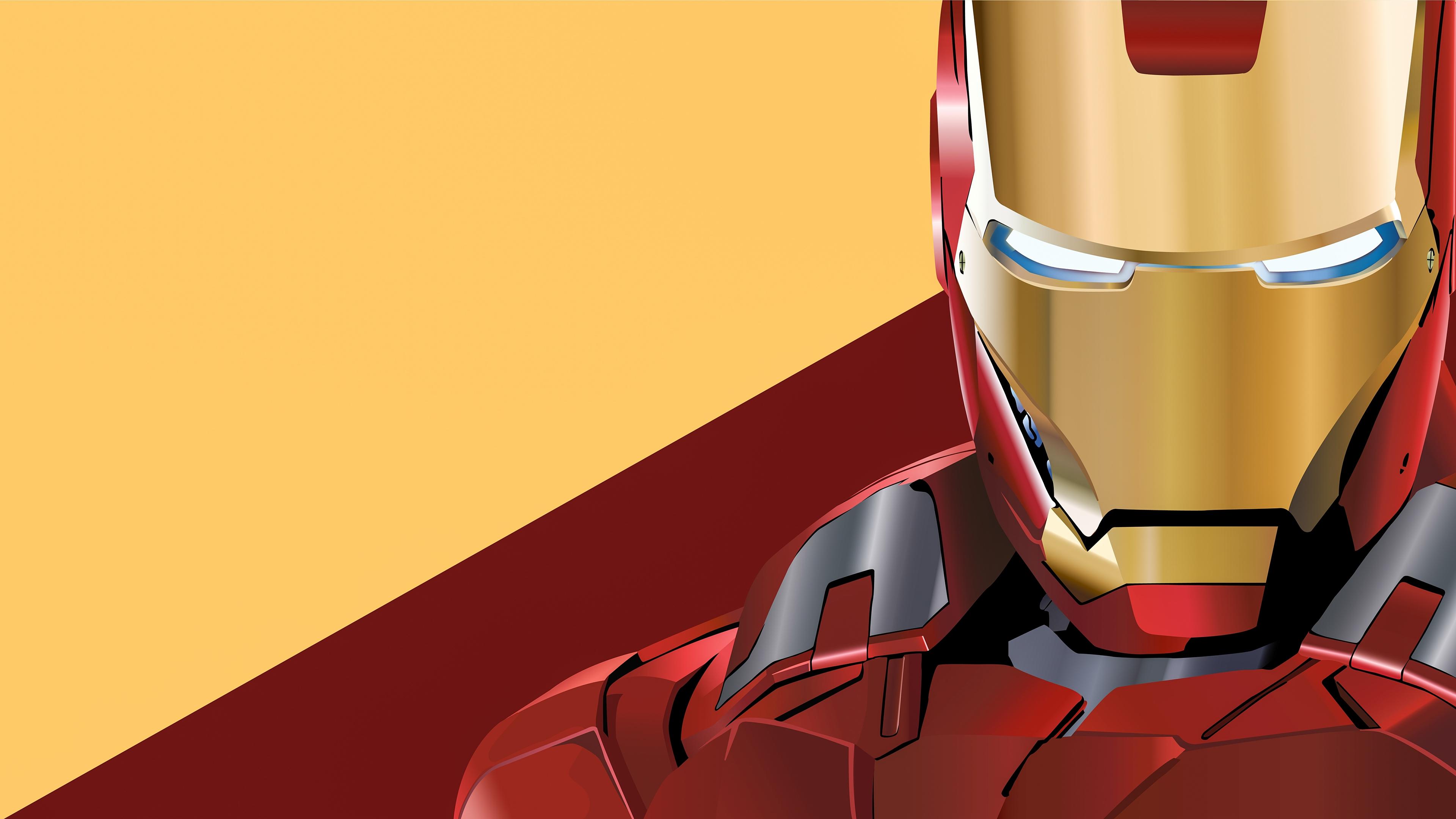 iron man digital artwork 4k 1538786566 - Iron Man Digital Artwork 4K - superheroes wallpapers, iron man wallpapers, hd-wallpapers, digital art wallpapers, behance wallpapers, artwork wallpapers, artist wallpapers, 4k-wallpapers