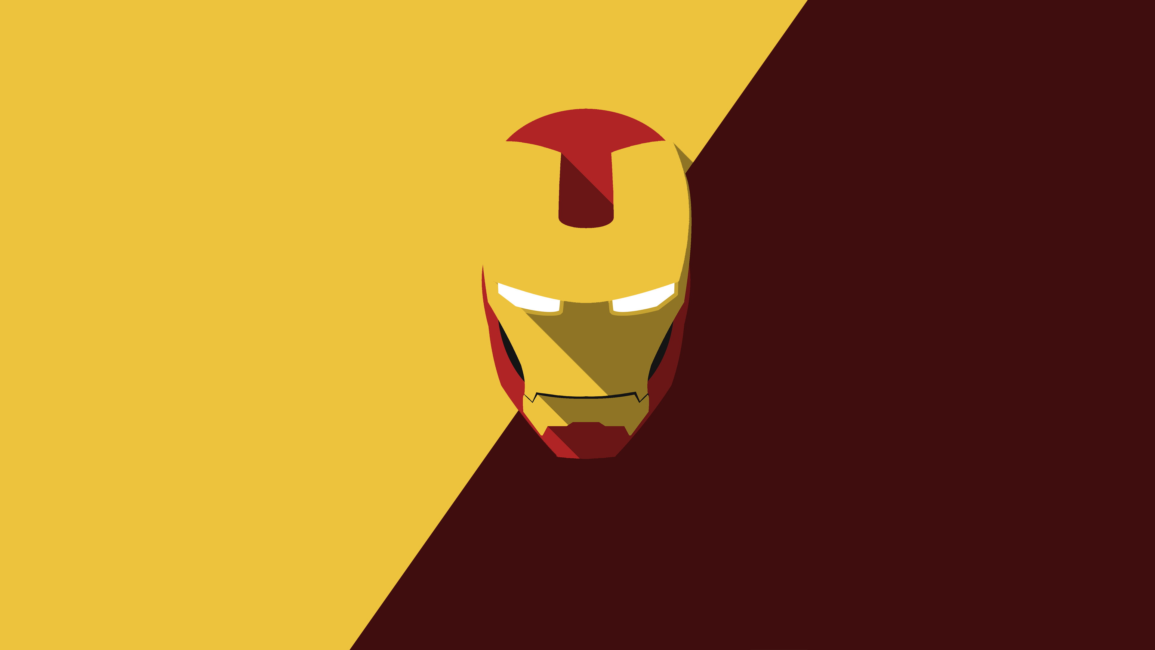 iron man minimalism 4k 2018 1539452812 - Iron Man Minimalism 4k 2018 - superheroes wallpapers, minimalism wallpapers, iron man wallpapers, hd-wallpapers, digital art wallpapers, behance wallpapers, artwork wallpapers, 4k-wallpapers