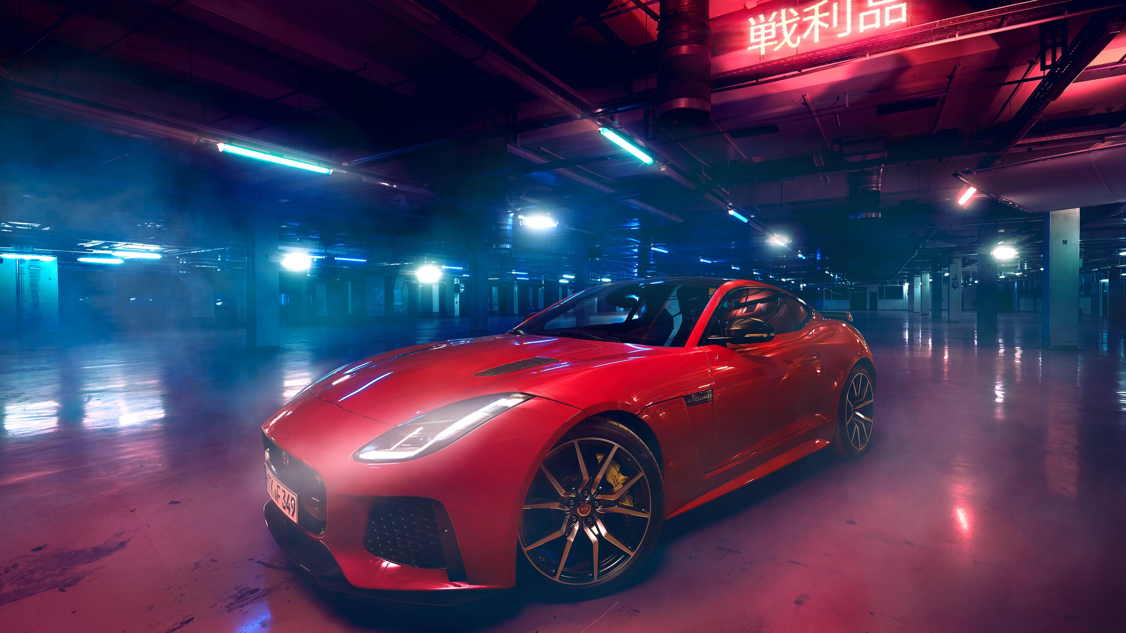 Wallpaper 4k Jaguar F Type 2018 4k 2018 Cars Wallpapers 4k