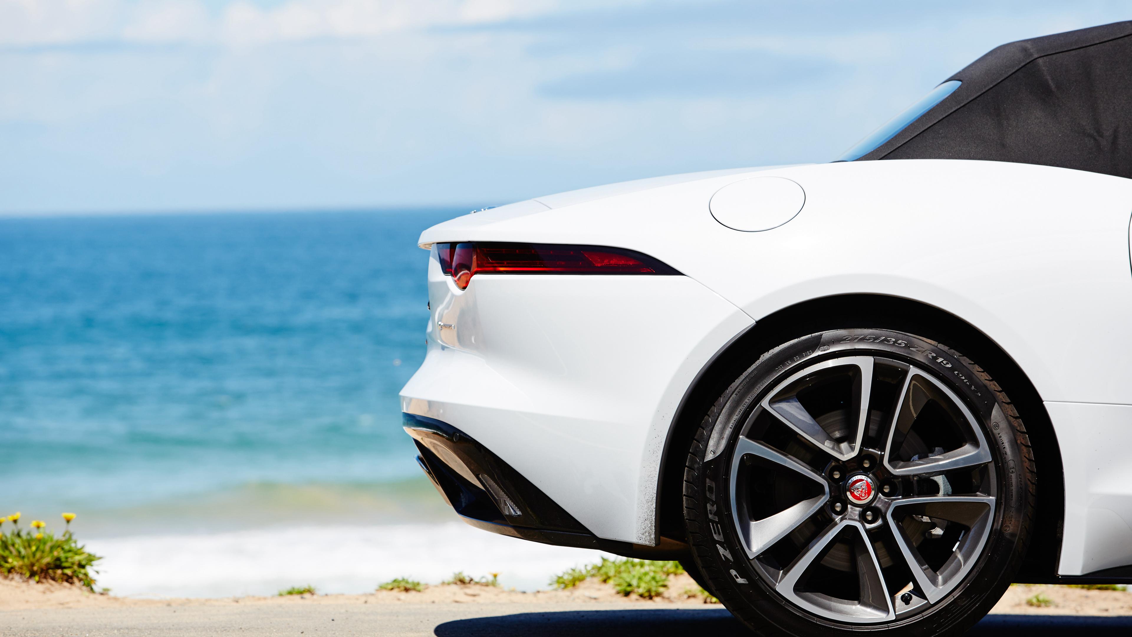 jaguar f type r dynamic convertible 1539108562 - Jaguar F Type R Dynamic Convertible - jaguar wallpapers, jaguar f type wallpapers, hd-wallpapers, cars wallpapers, 4k-wallpapers