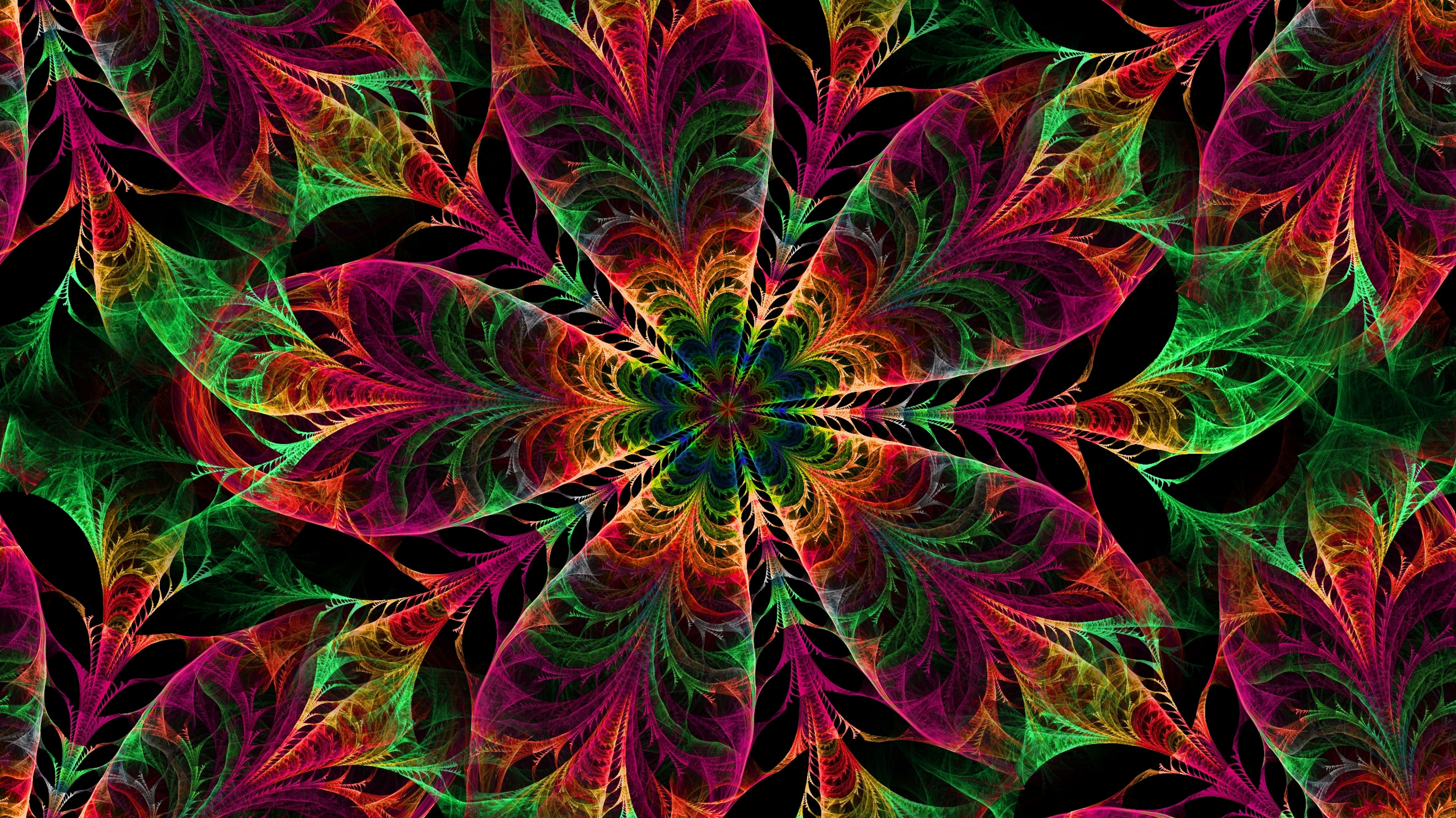 kaleidoscope patterns colors 4k 1539370559 - kaleidoscope, patterns, colors 4k - patterns, kaleidoscope, Colors